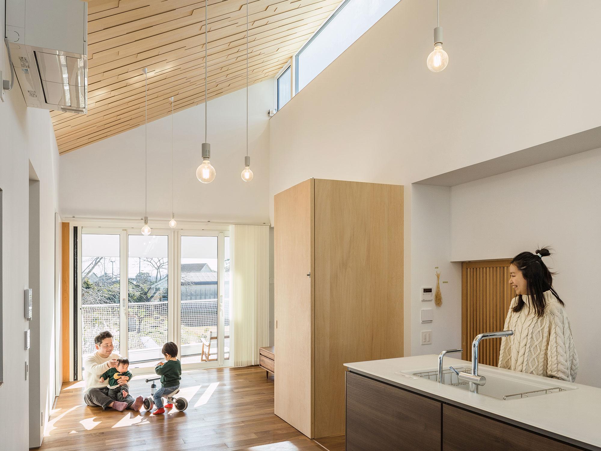 ツミキの家07|愛知県みよし市|Natureスペース施工事例