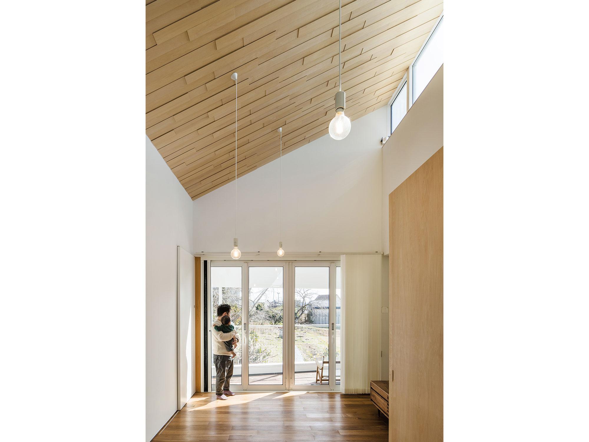 ツミキの家08|愛知県みよし市|Natureスペース施工事例