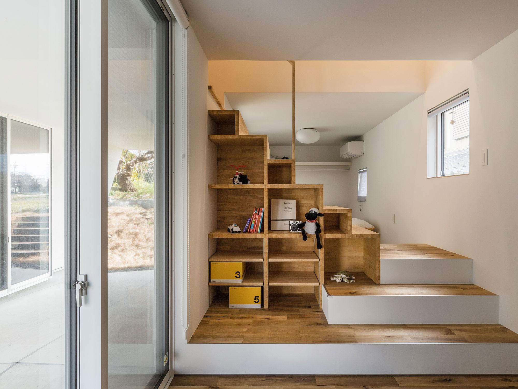 ツミキの家11|愛知県みよし市|Natureスペース施工事例