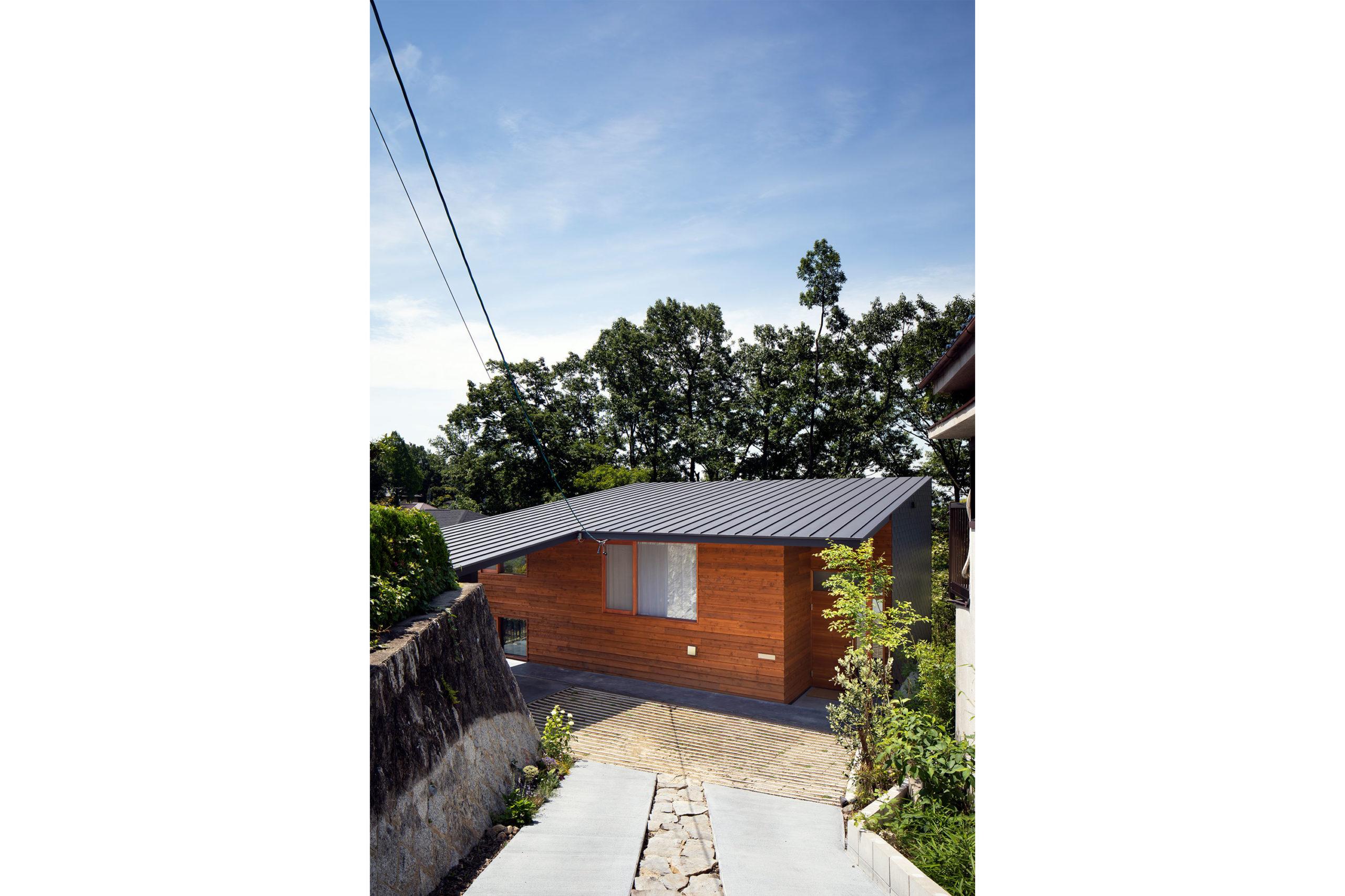 森に棲む家02 名古屋市 Natureスペース施工事例