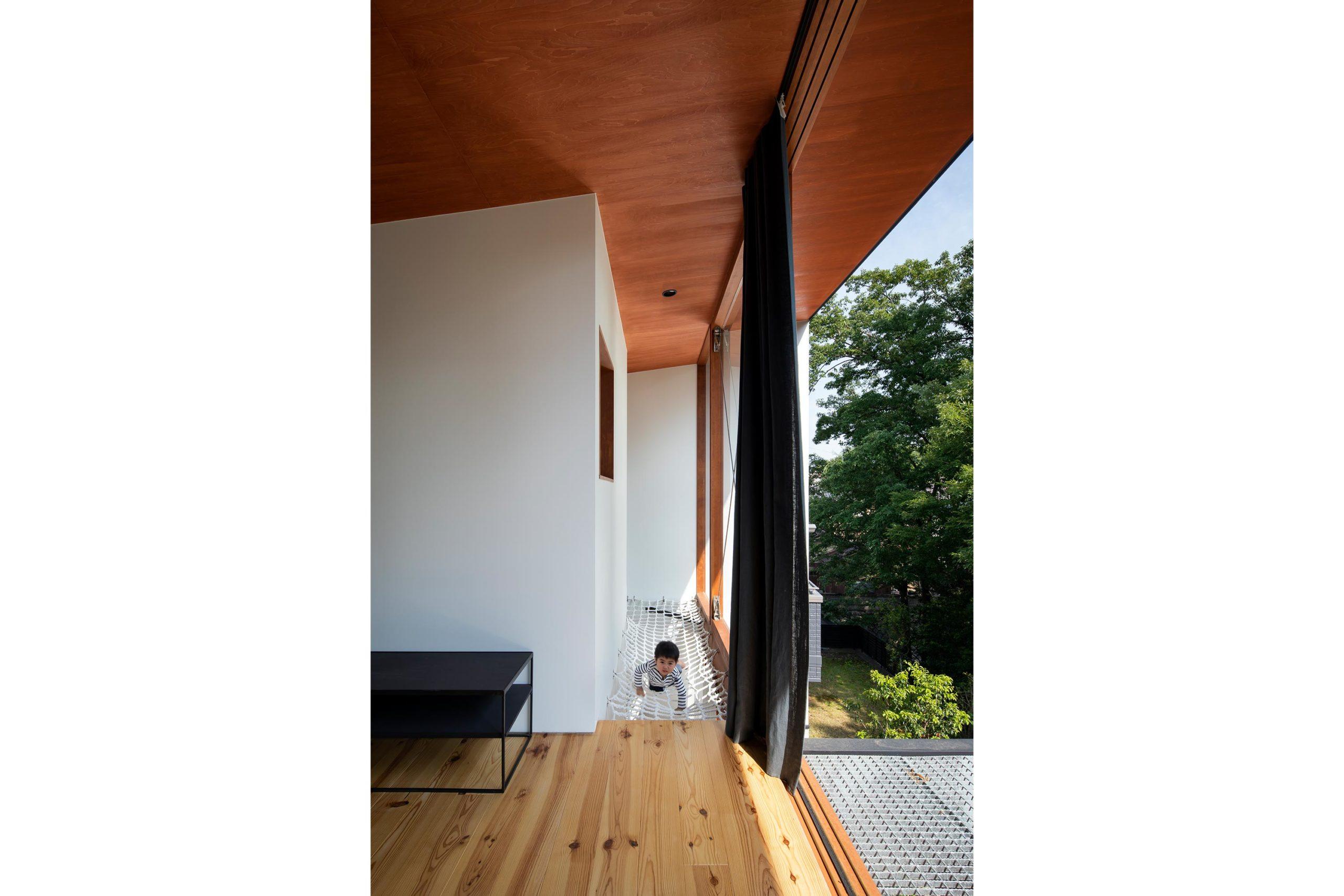 森に棲む家06 名古屋市 Natureスペース施工事例
