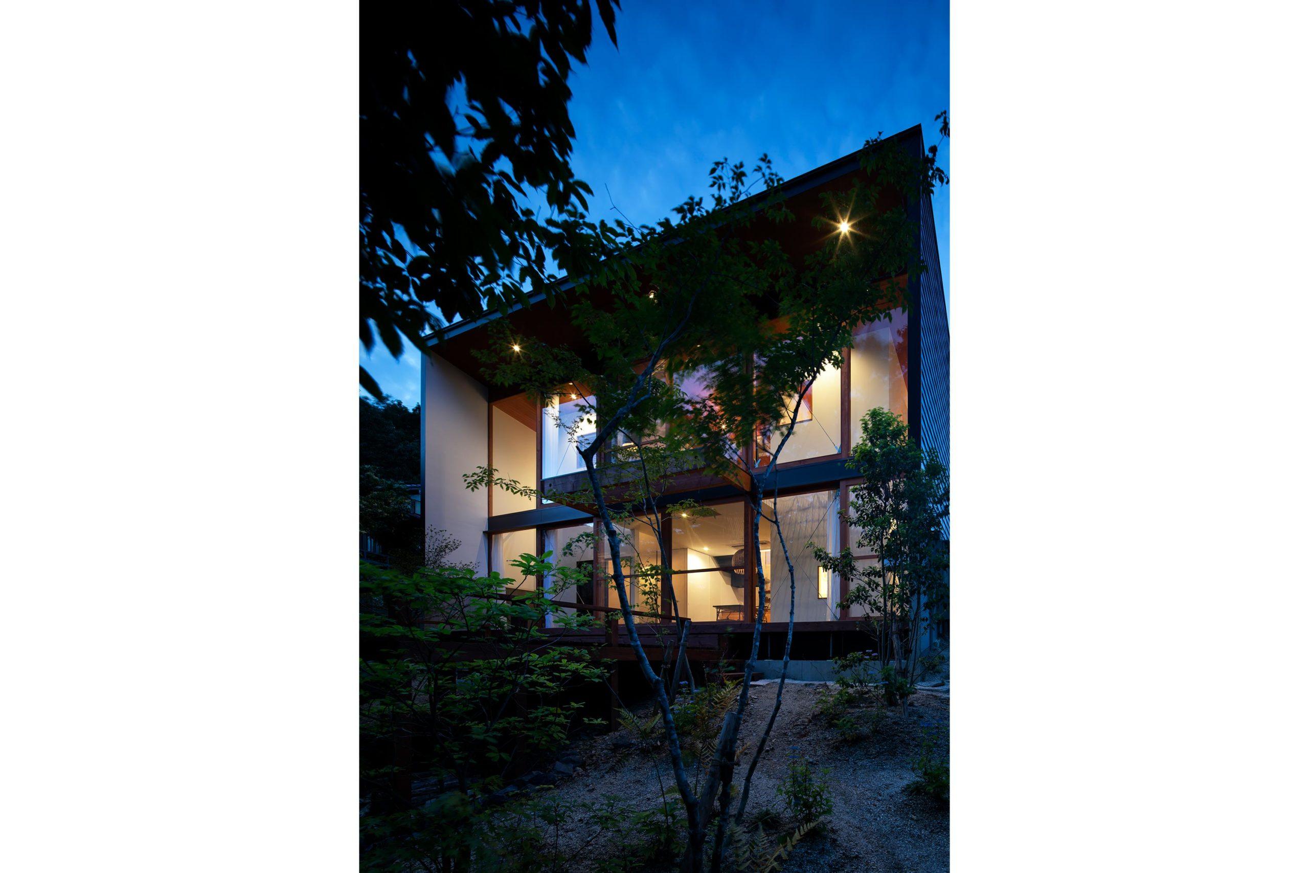 森に棲む家07 名古屋市 Natureスペース施工事例