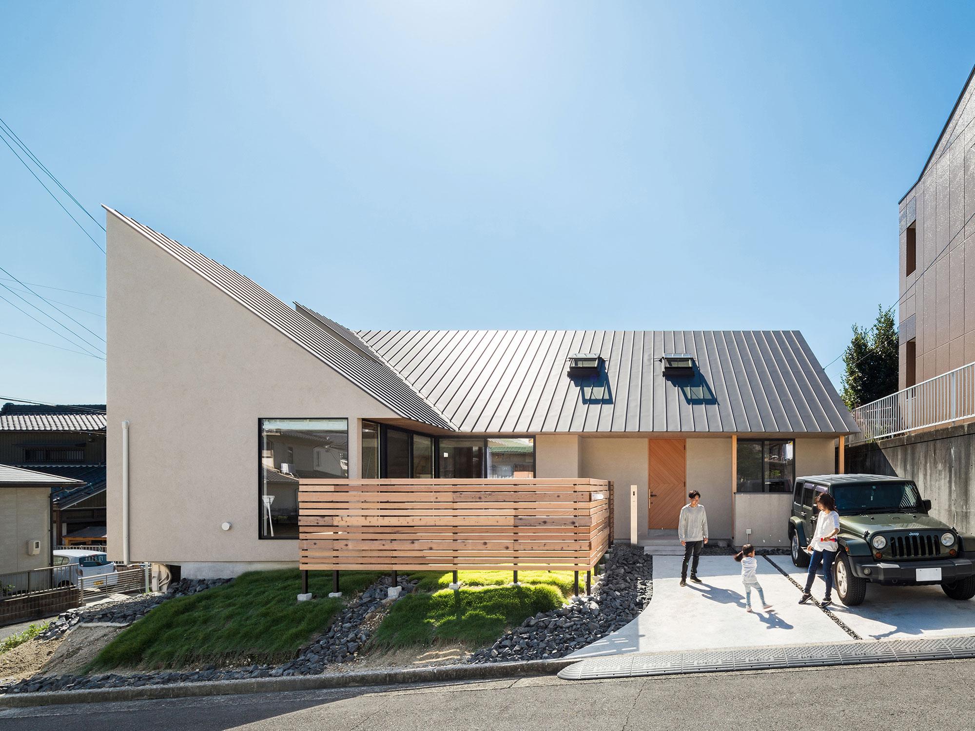 空の集う家01|愛知県春日井市|Natureスペース施工事例