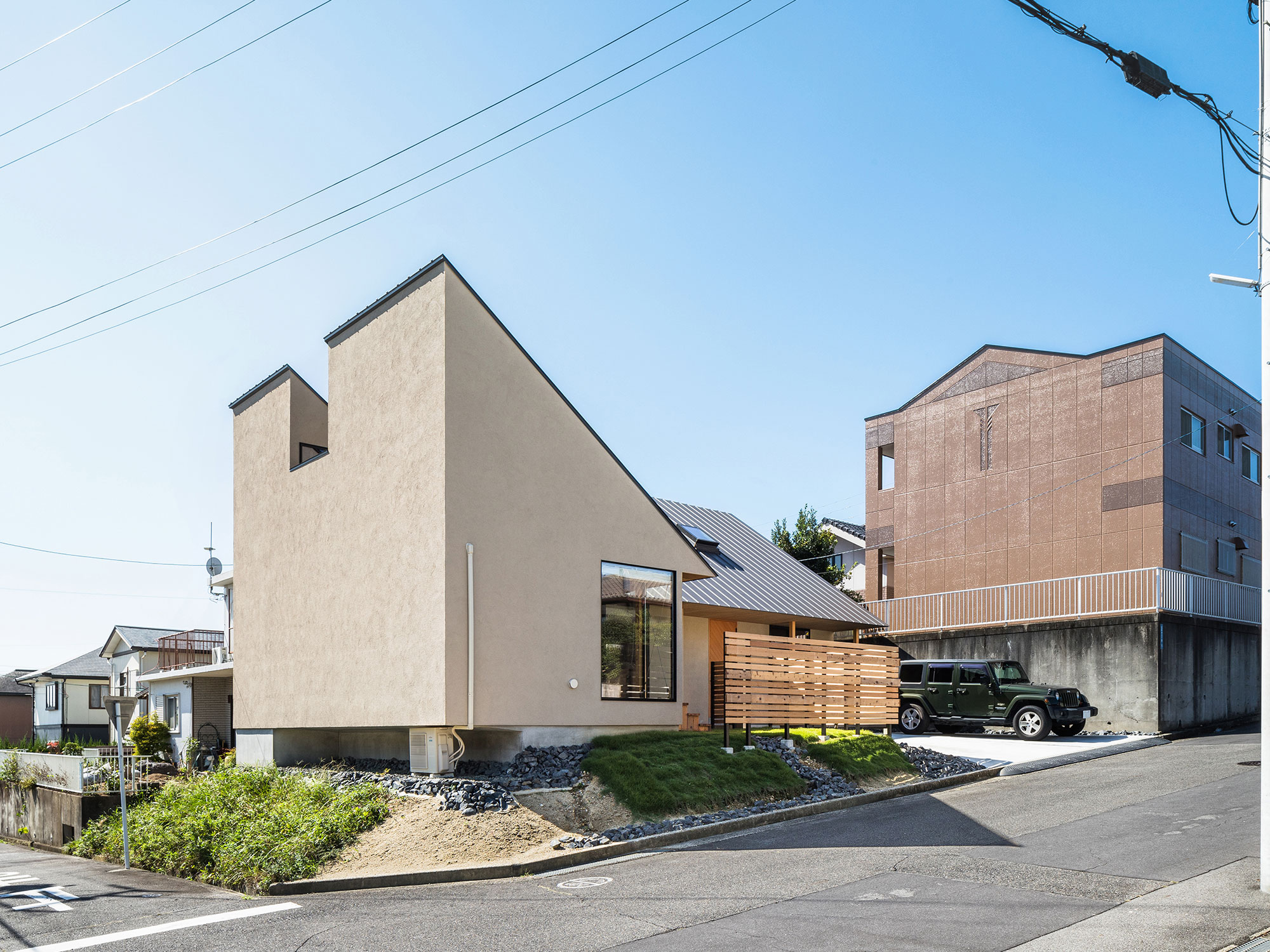 空の集う家02|愛知県春日井市|Natureスペース施工事例