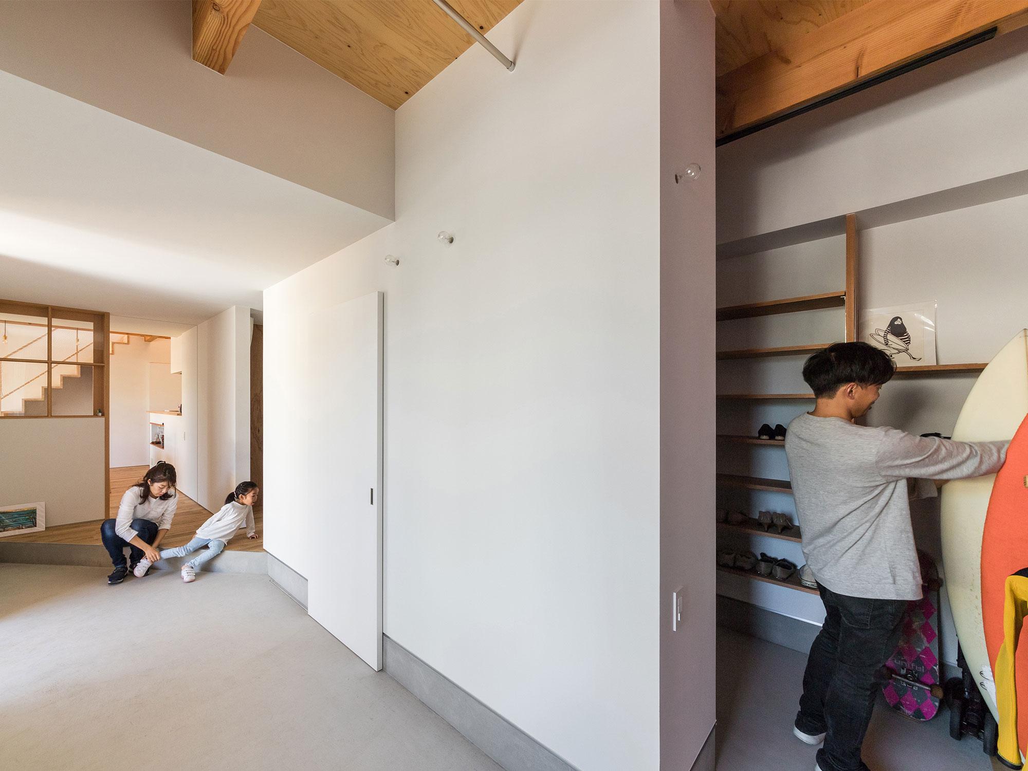 空の集う家05|愛知県春日井市|Natureスペース施工事例