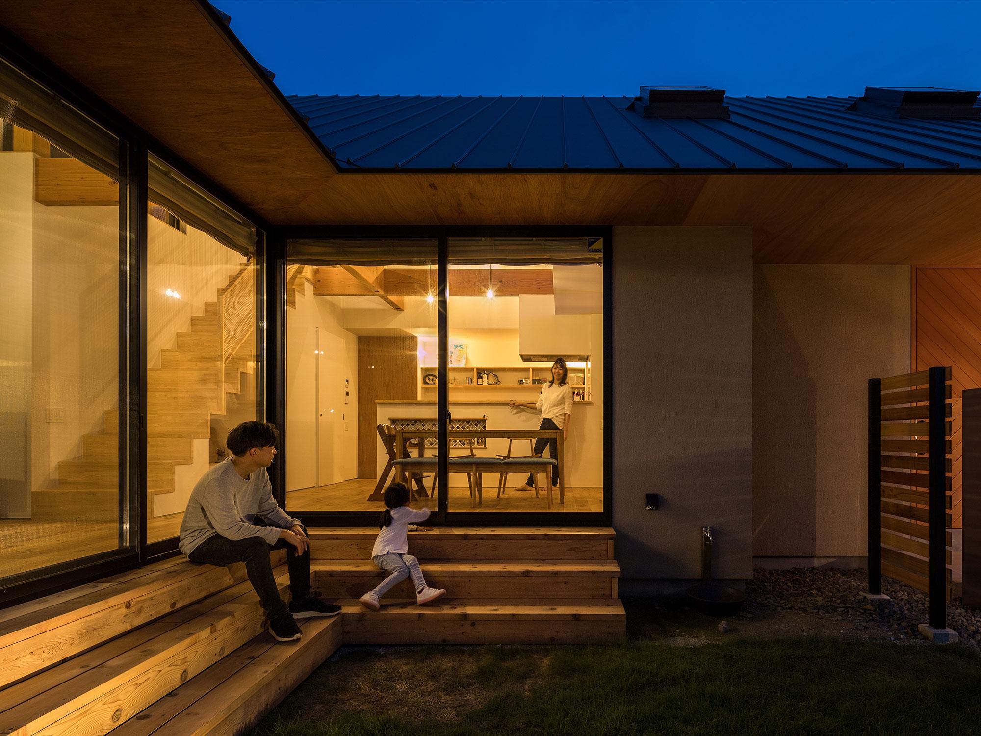 空の集う家12|愛知県春日井市|Natureスペース施工事例
