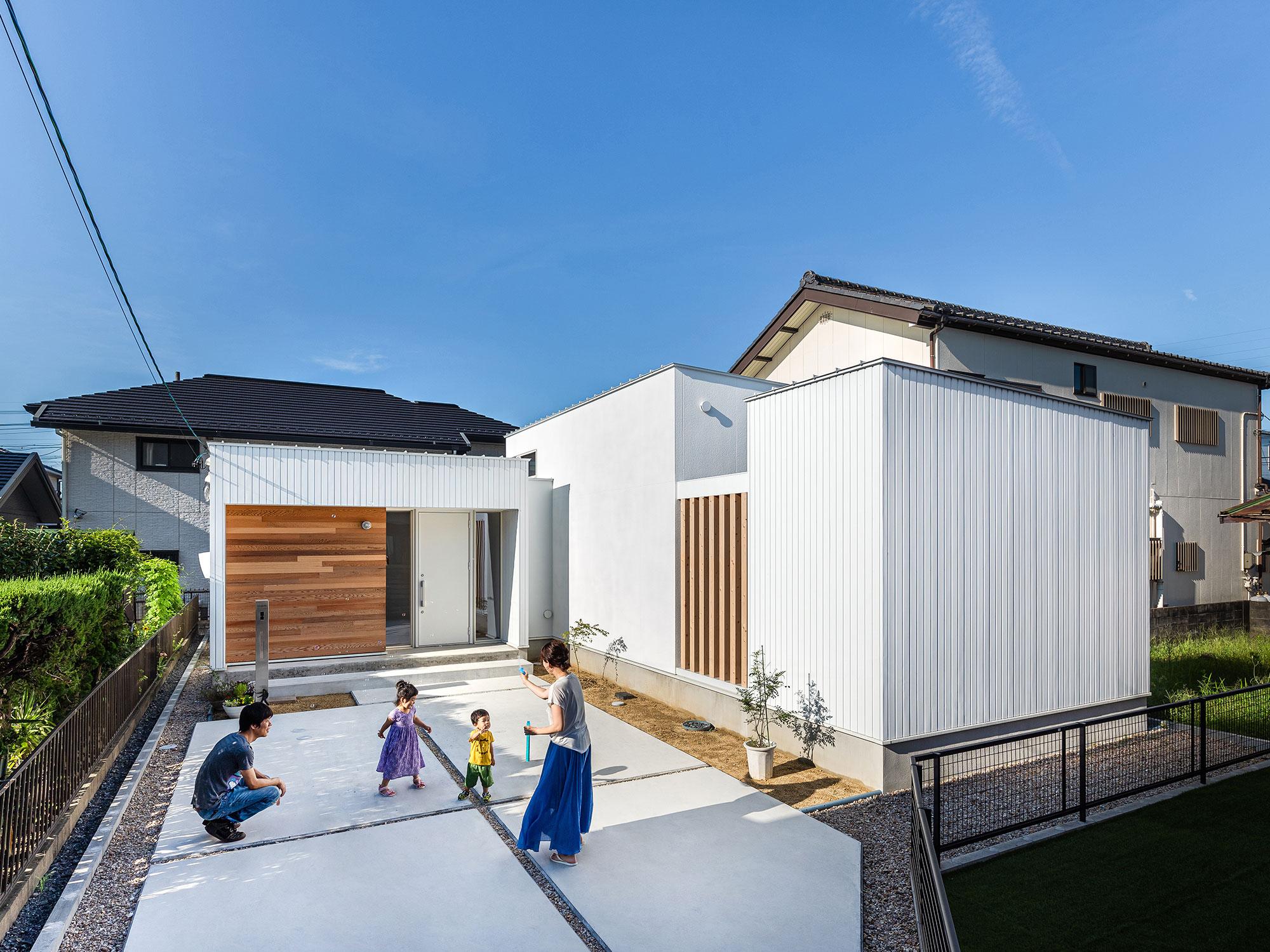 箱つなぎの家02|愛知県津島市|Natureスペース施工事例