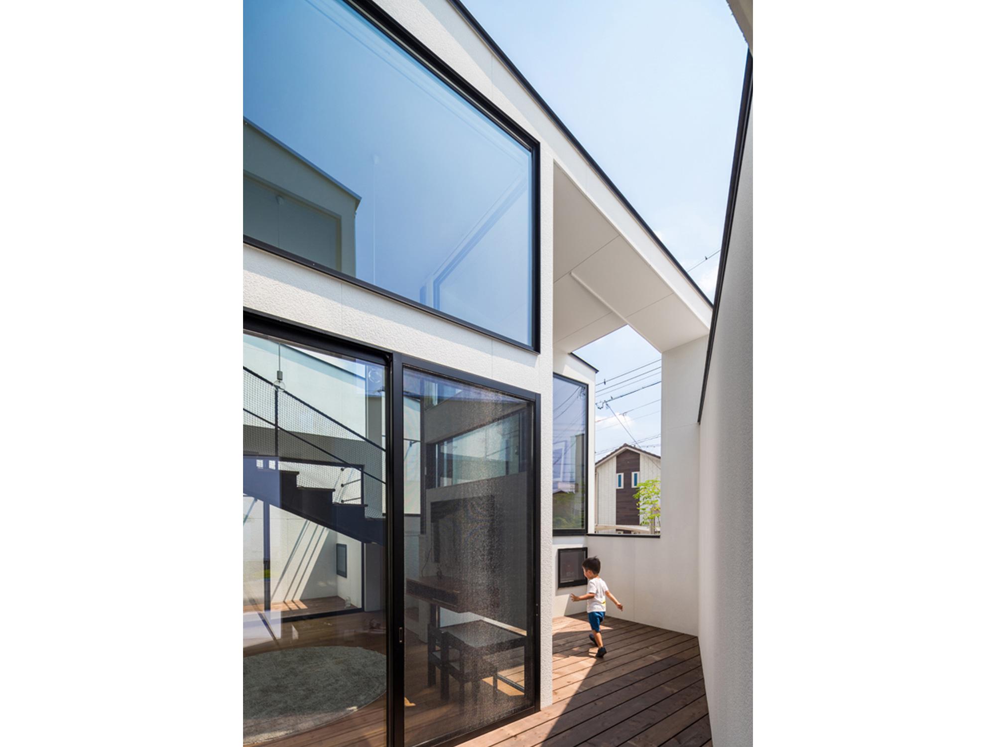 黒と白の家02|名古屋市|Natureスペース施工事例