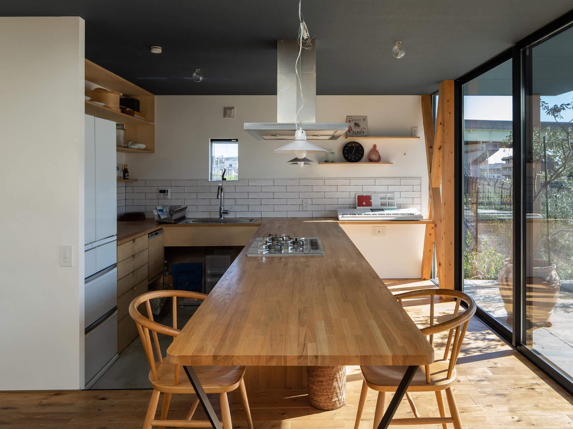 オリーブと暮らす家09|ネイチャースペース施工事例|東郷町