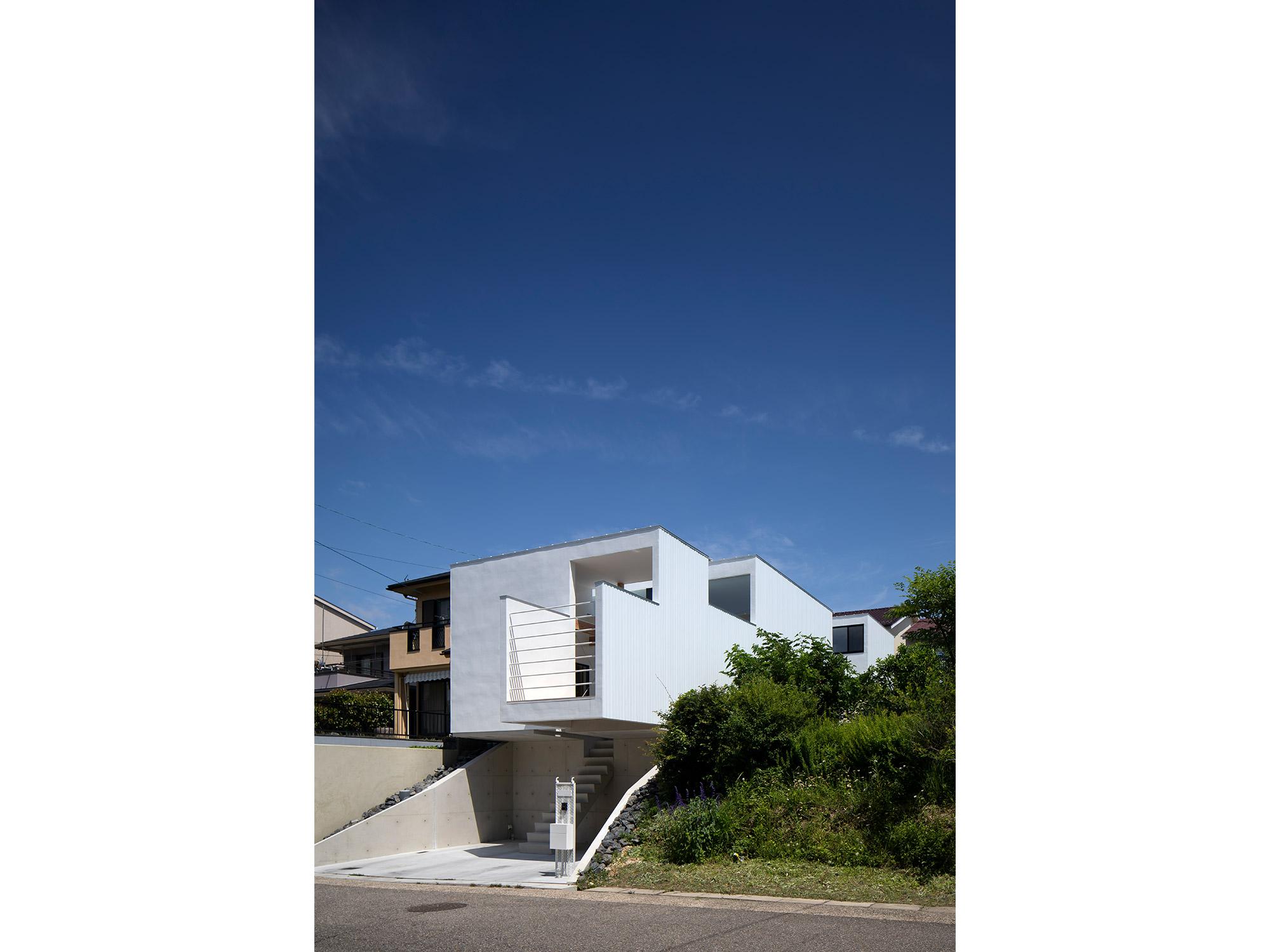光の通う家01|名古屋市|Natureスペース施工事例