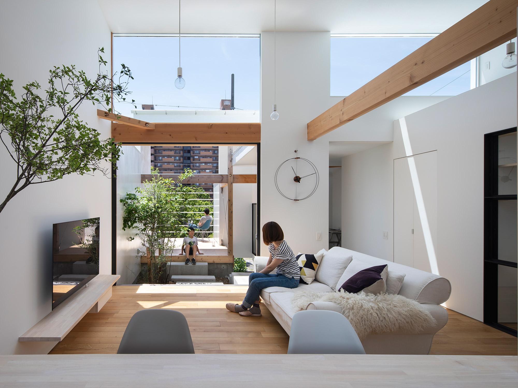 光の通う家07|名古屋市|Natureスペース施工事例
