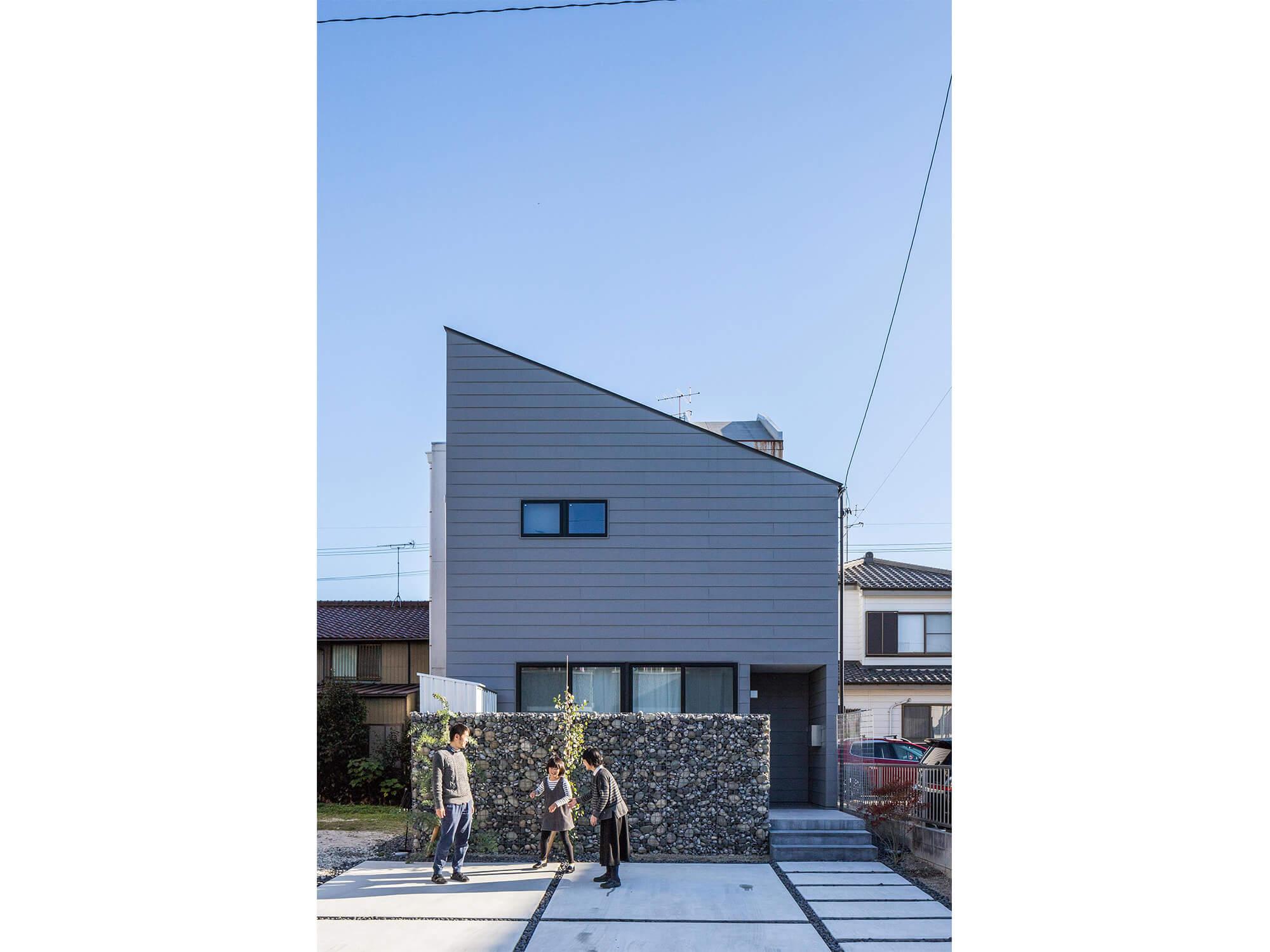 光の降る家01|名古屋市中村区|Natureスペース施工事例