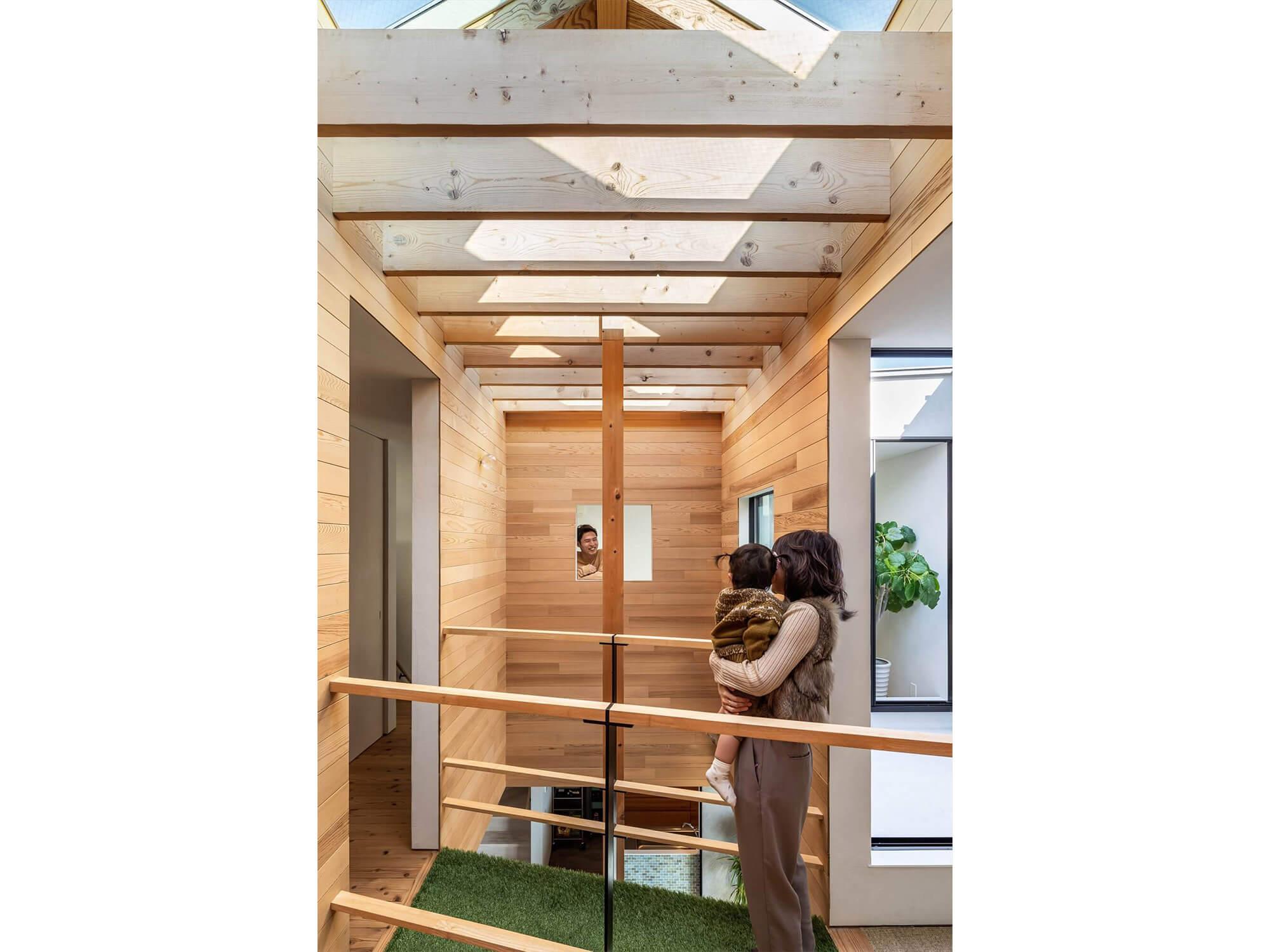 土間の家|日進市|Natureスペースモデルハウス10