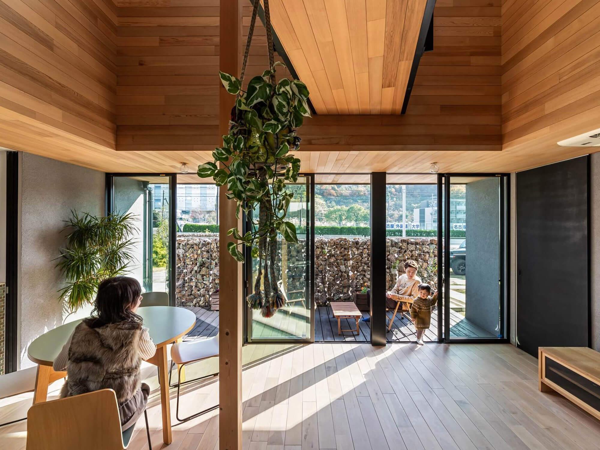 土間の家|日進市|Natureスペースモデルハウス7