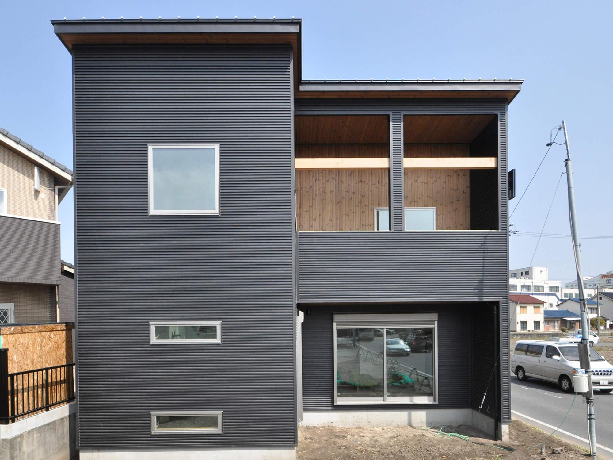 小木の家01|小牧市|Natureスペース施工事例