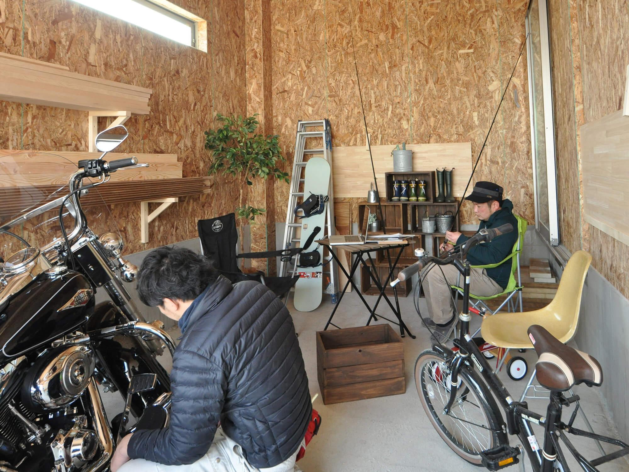 小木の家03|小牧市|Natureスペース施工事例