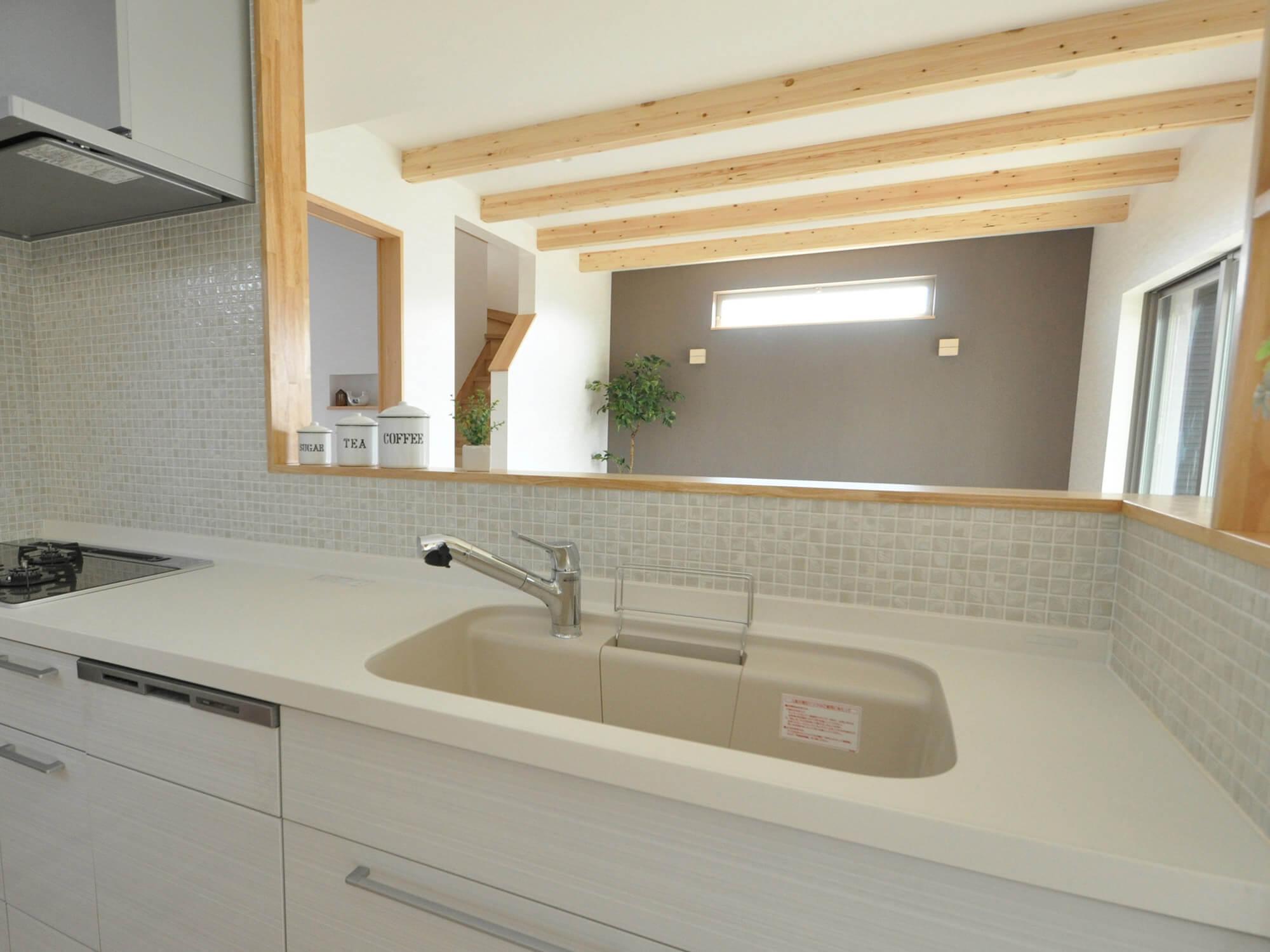 小木の家06|小牧市|Natureスペース施工事例