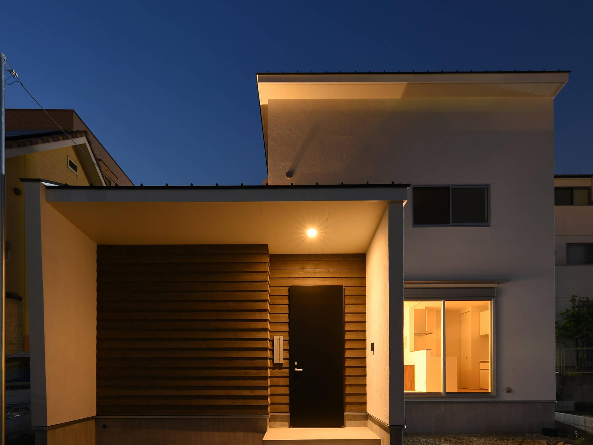 戸田の家01|名古屋市中川区|建築家×工務店のNatureスペース注文住宅施工事例