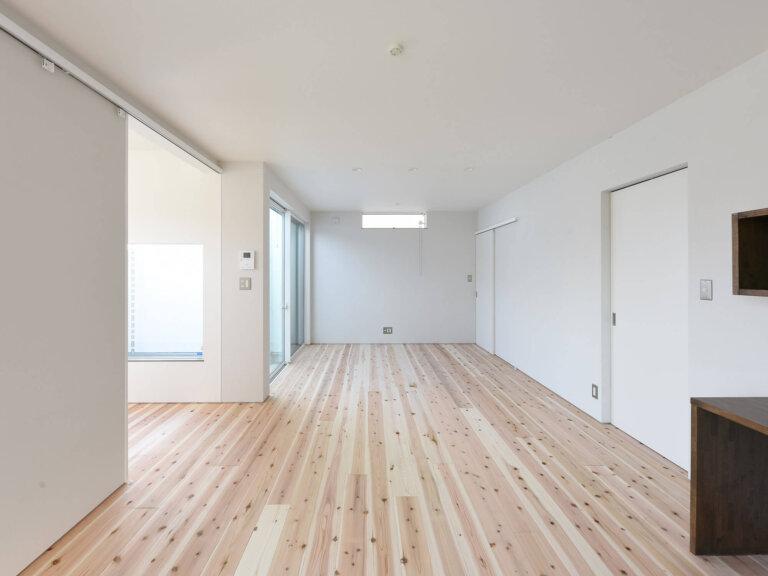 戸田の家04|名古屋市中川区|Natureスペース施工事例