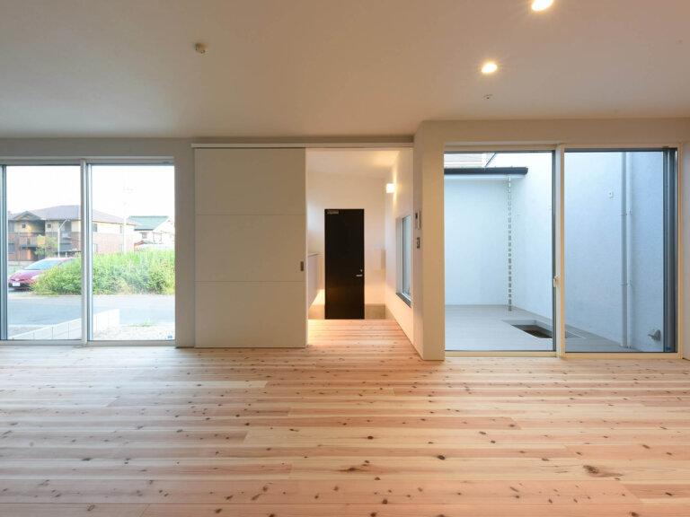 戸田の家06|名古屋市中川区|Natureスペース施工事例