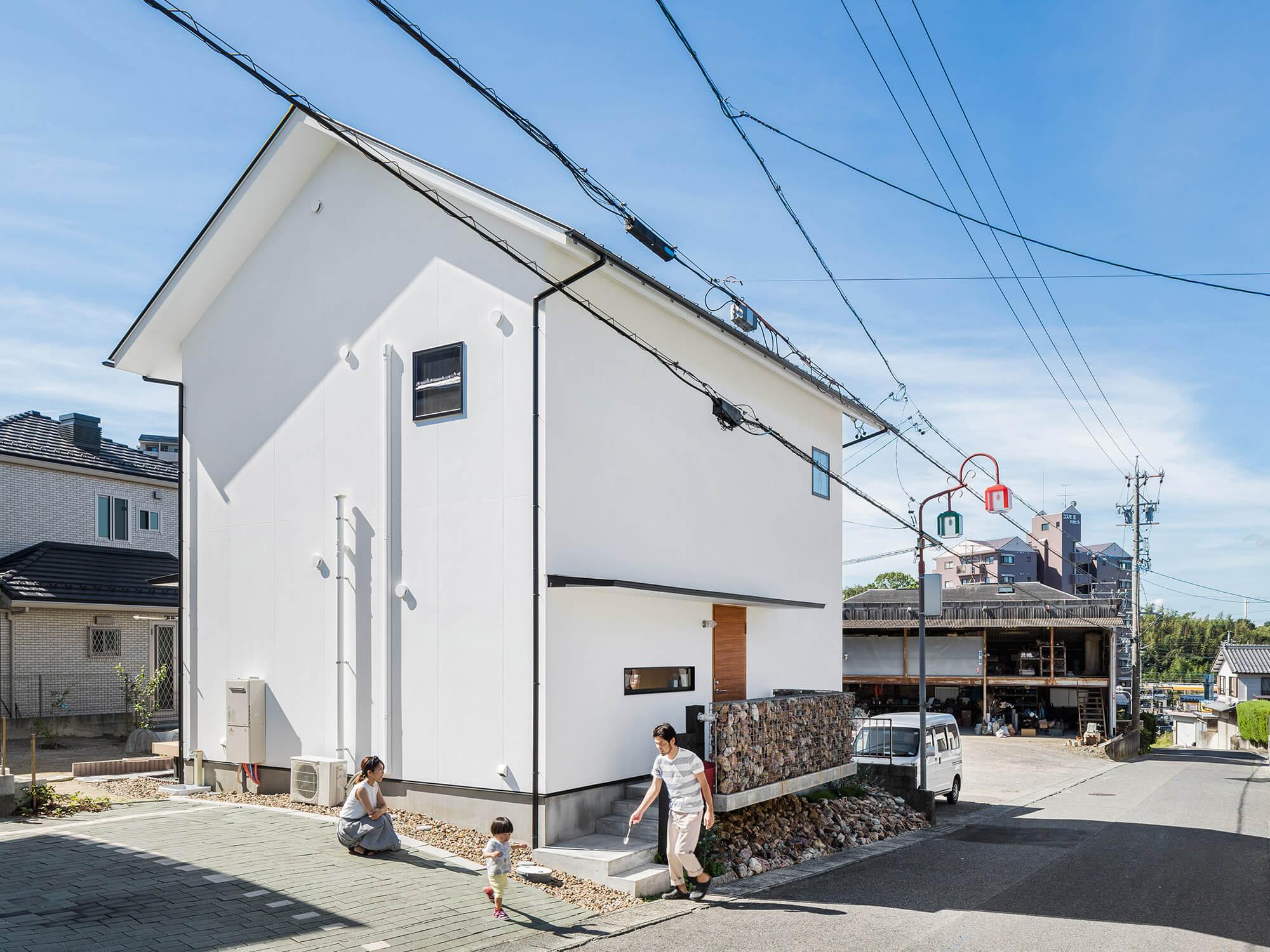 白壁の家02|愛知県日進市|Natureスペース施工事例