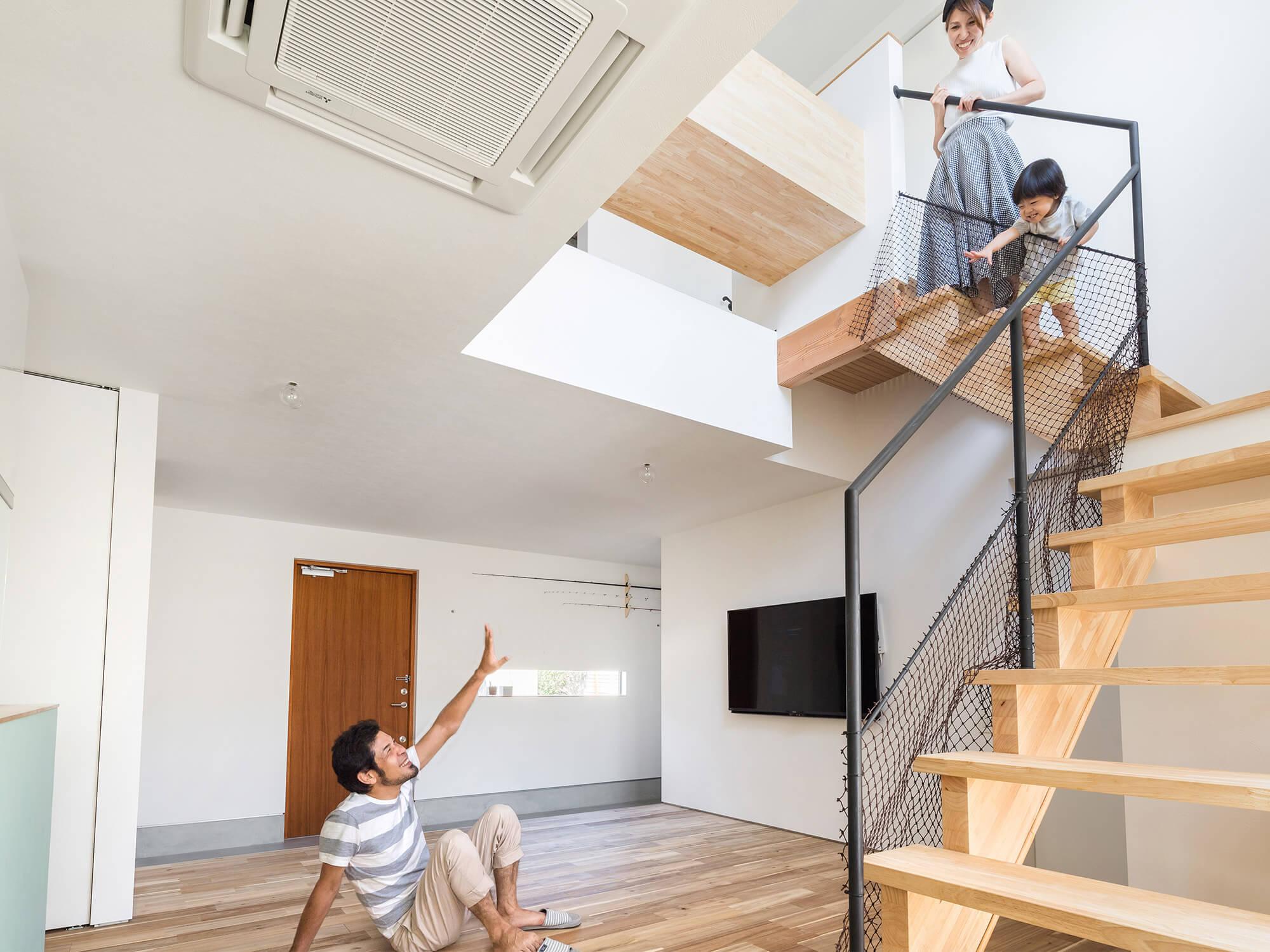 白壁の家11|愛知県日進市|Natureスペース施工事例