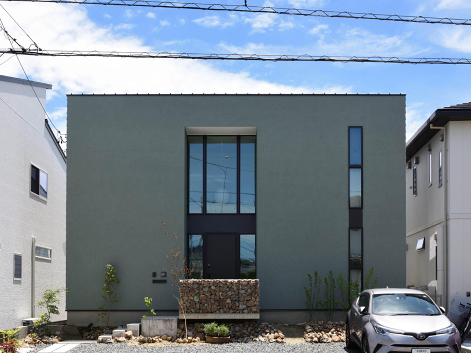 空と風の家01|日進市|Natureスペース施工事例