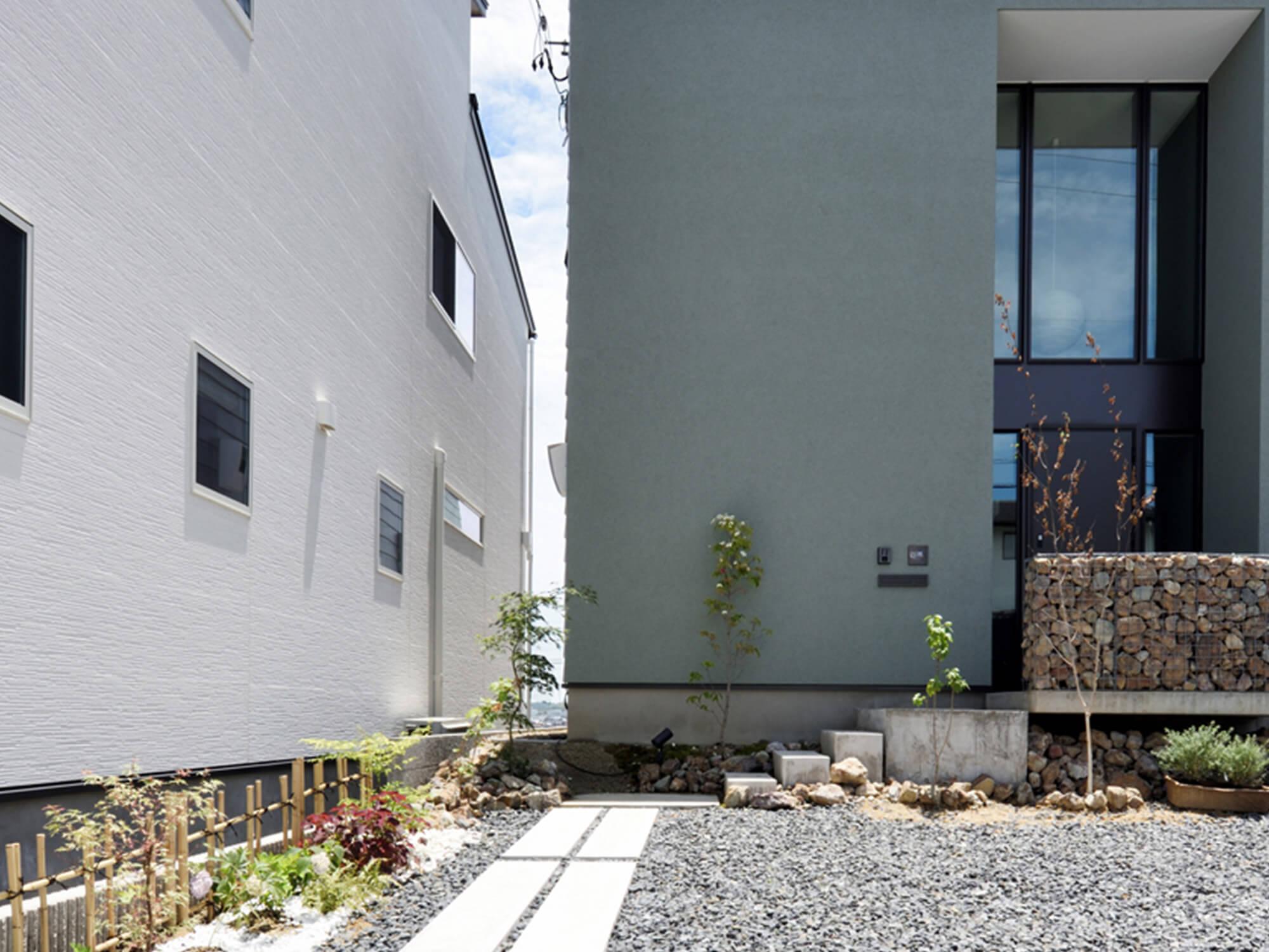 空と風の家02|日進市|Natureスペース施工事例