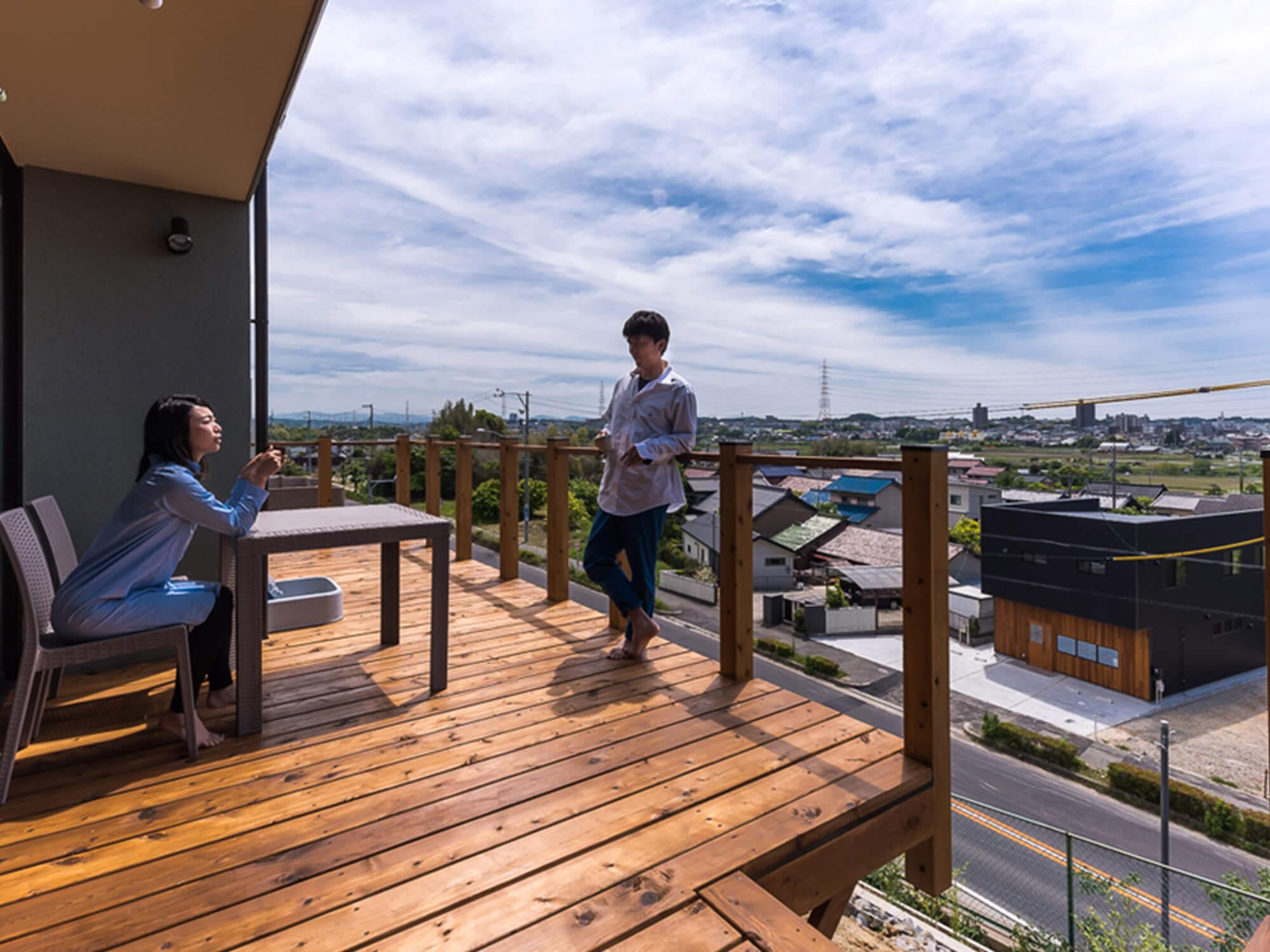 空と風の家06|日進市|Natureスペース施工事例