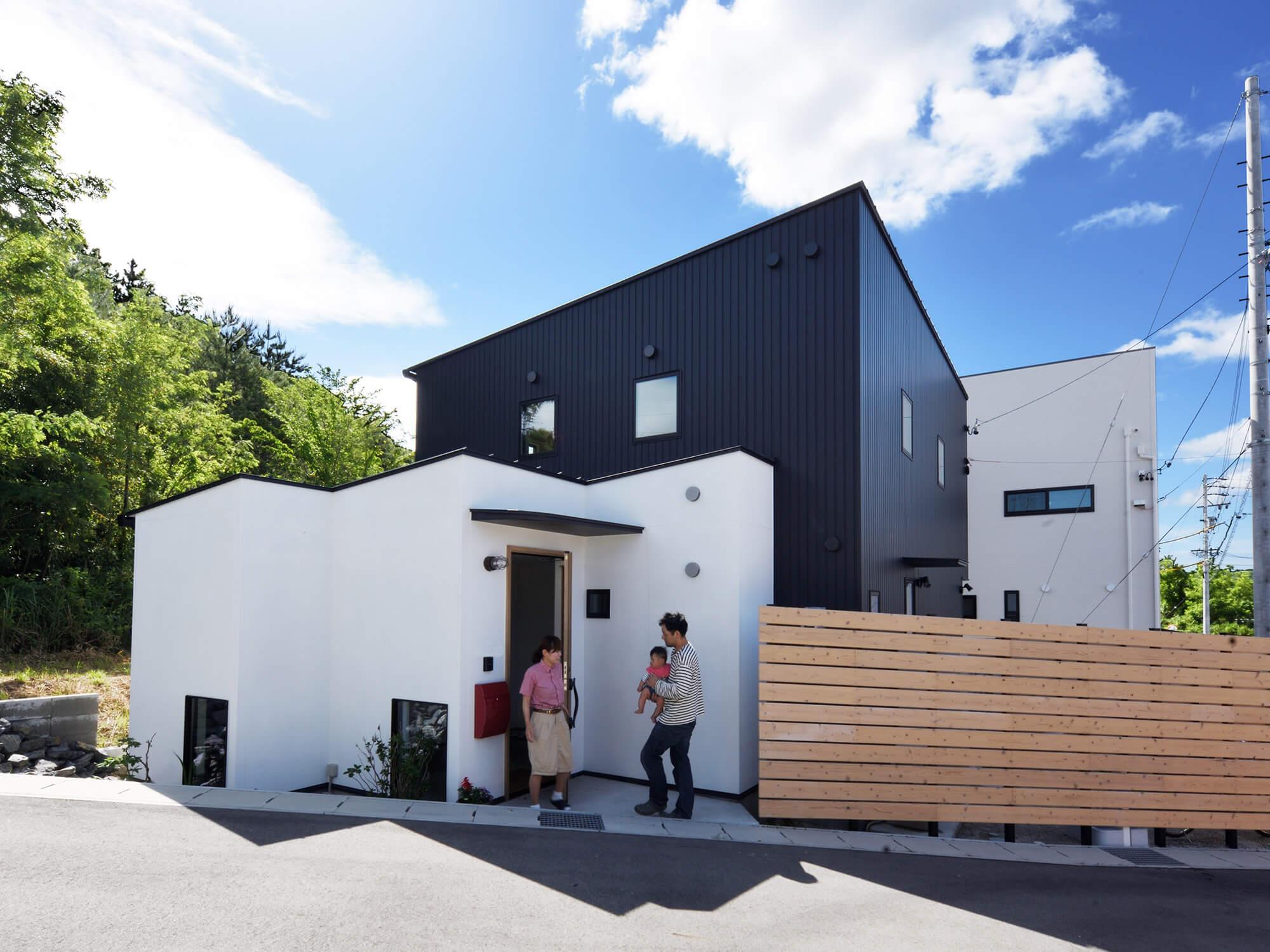 裏山のある家10|愛知県名古屋市|Natureスペース施工事例