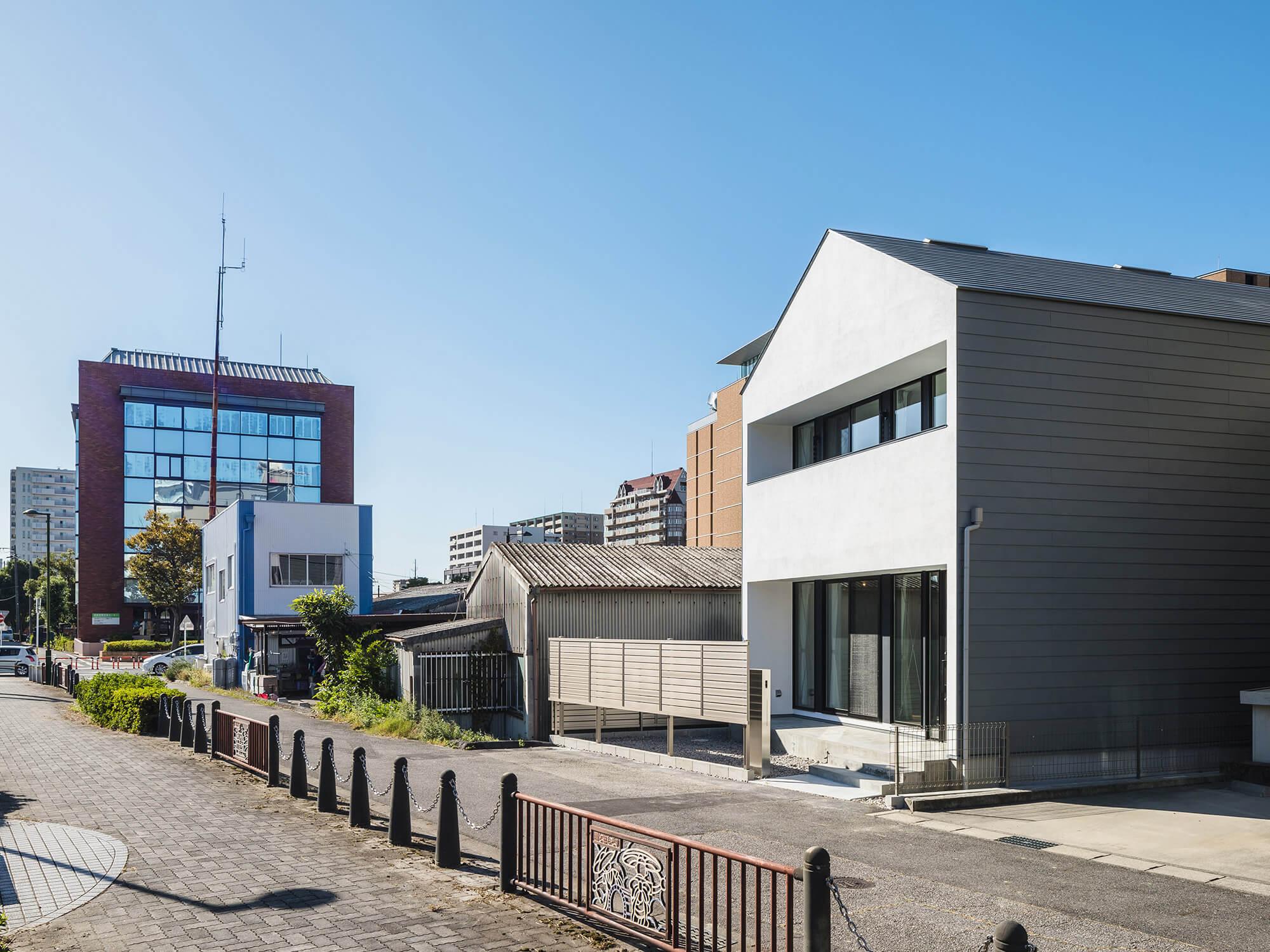 通信局のある家01|愛知県刈谷市|Natureスペース施工事例