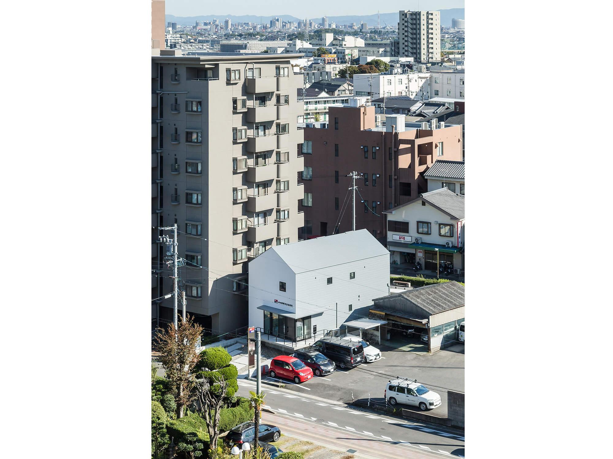 通信局のある家04|愛知県刈谷市|Natureスペース施工事例