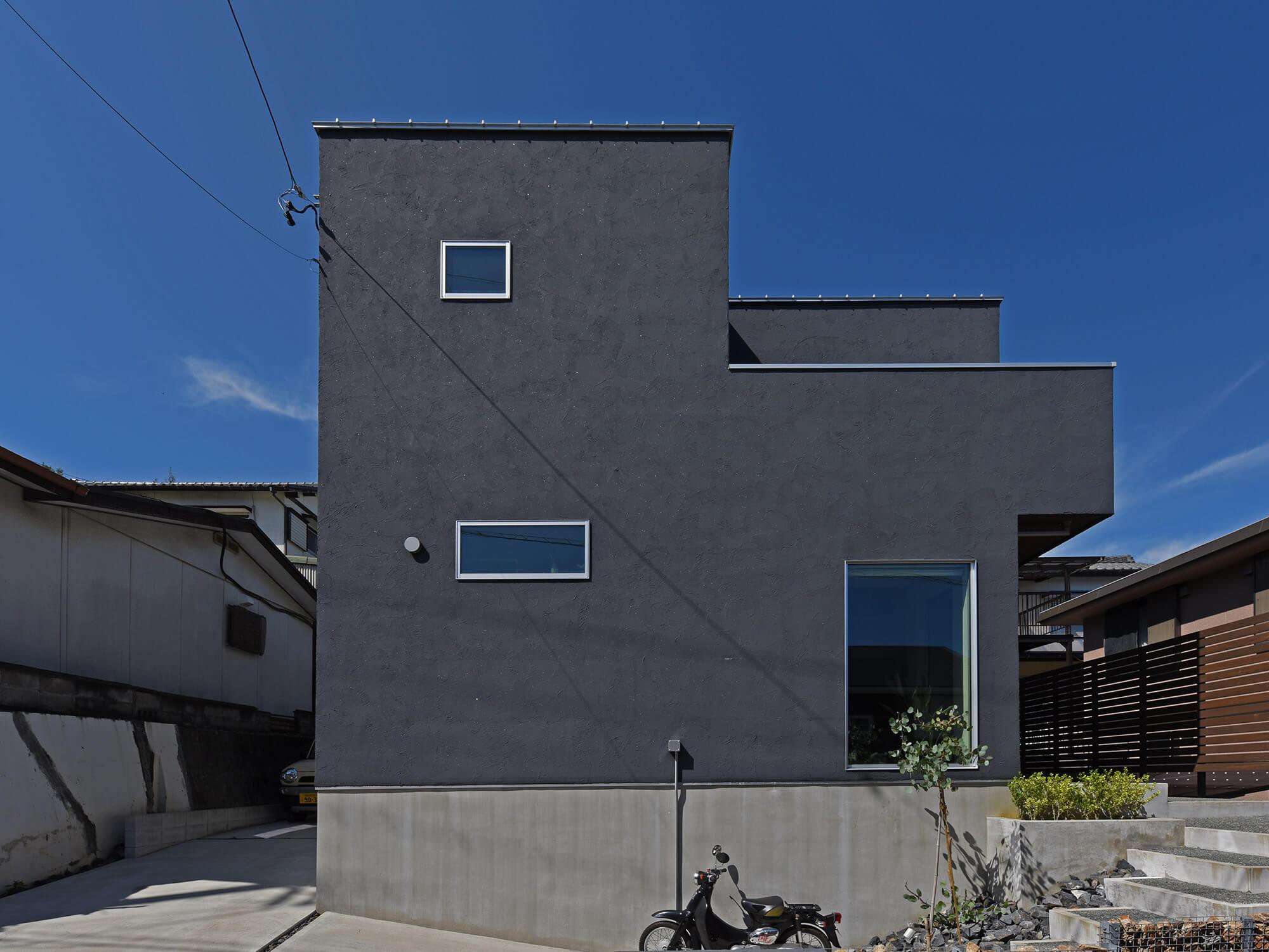 進陶の家01|愛知県名古屋市|建築家×工務店のNatureスペース注文住宅施工事例