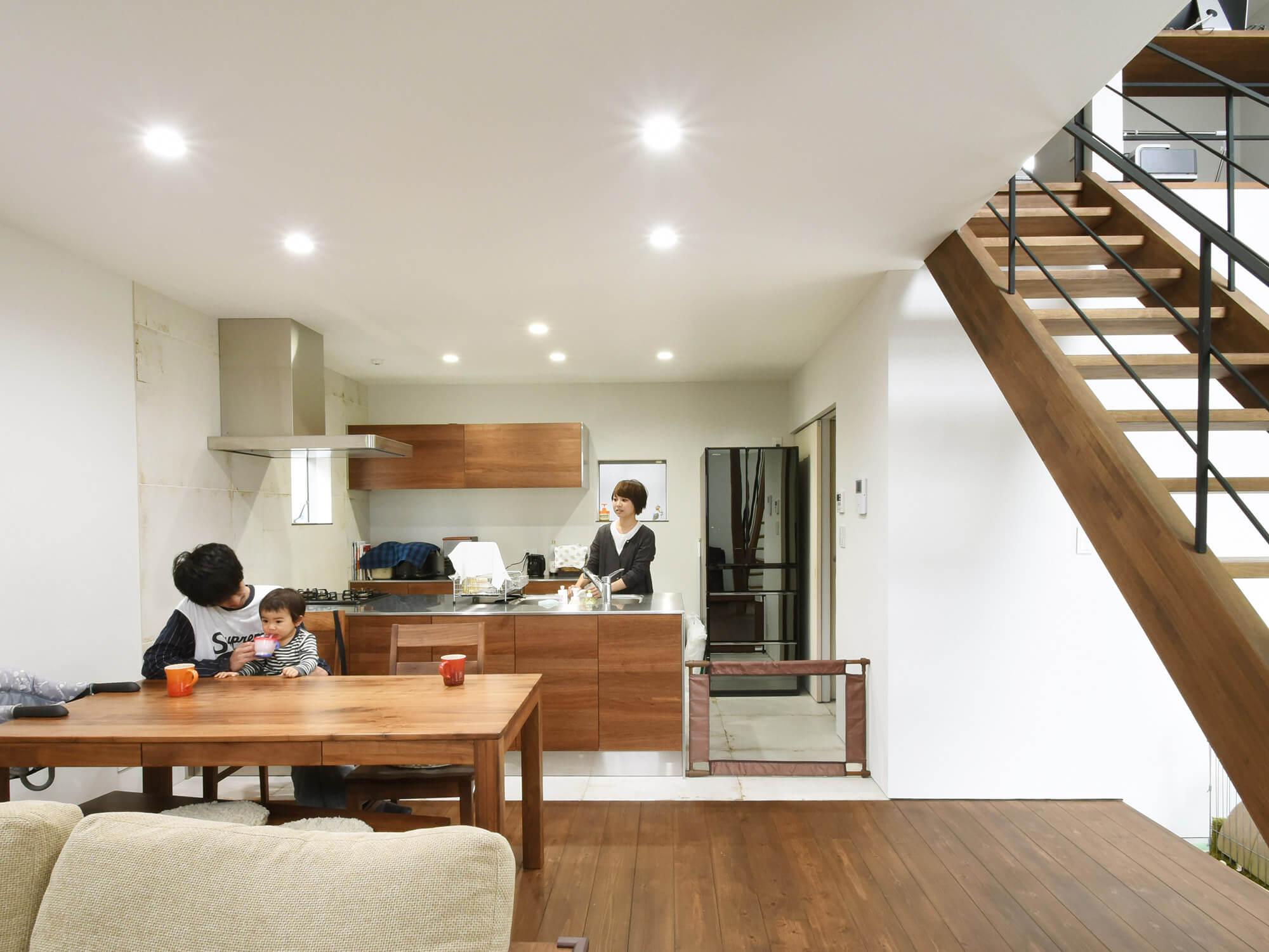 進陶の家04|愛知県名古屋市|Natureスペース施工事例