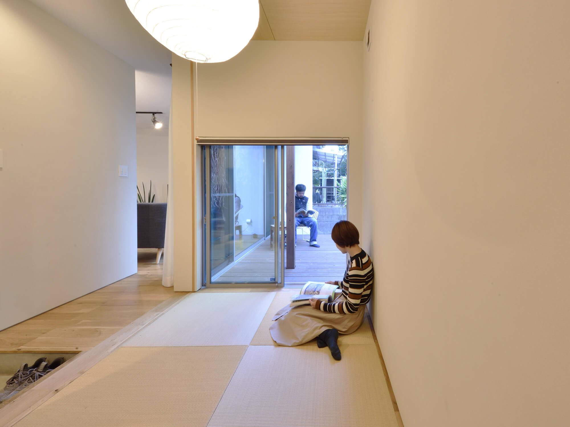 長者町の家03|愛知県名古屋市|Natureスペース施工事例