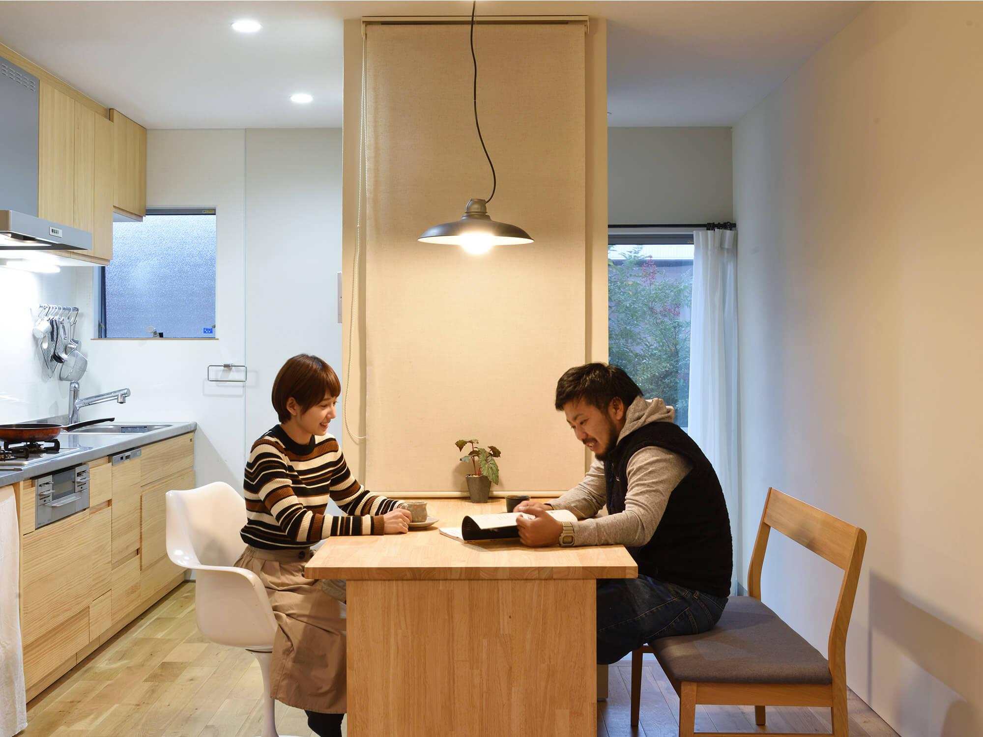 長者町の家10|愛知県名古屋市|Natureスペース施工事例