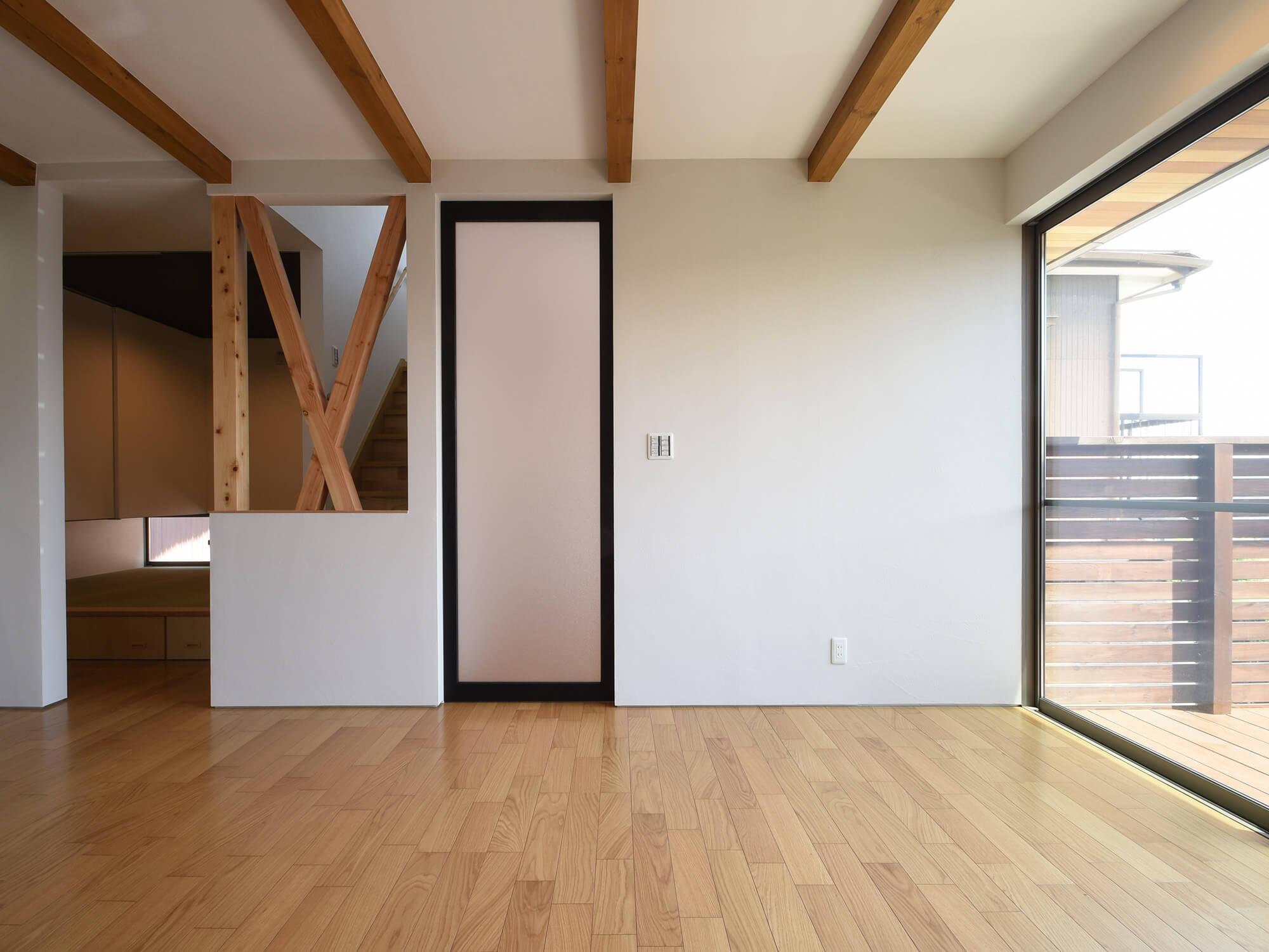 高台の家04|瀬戸市|Natureスペース施工事例