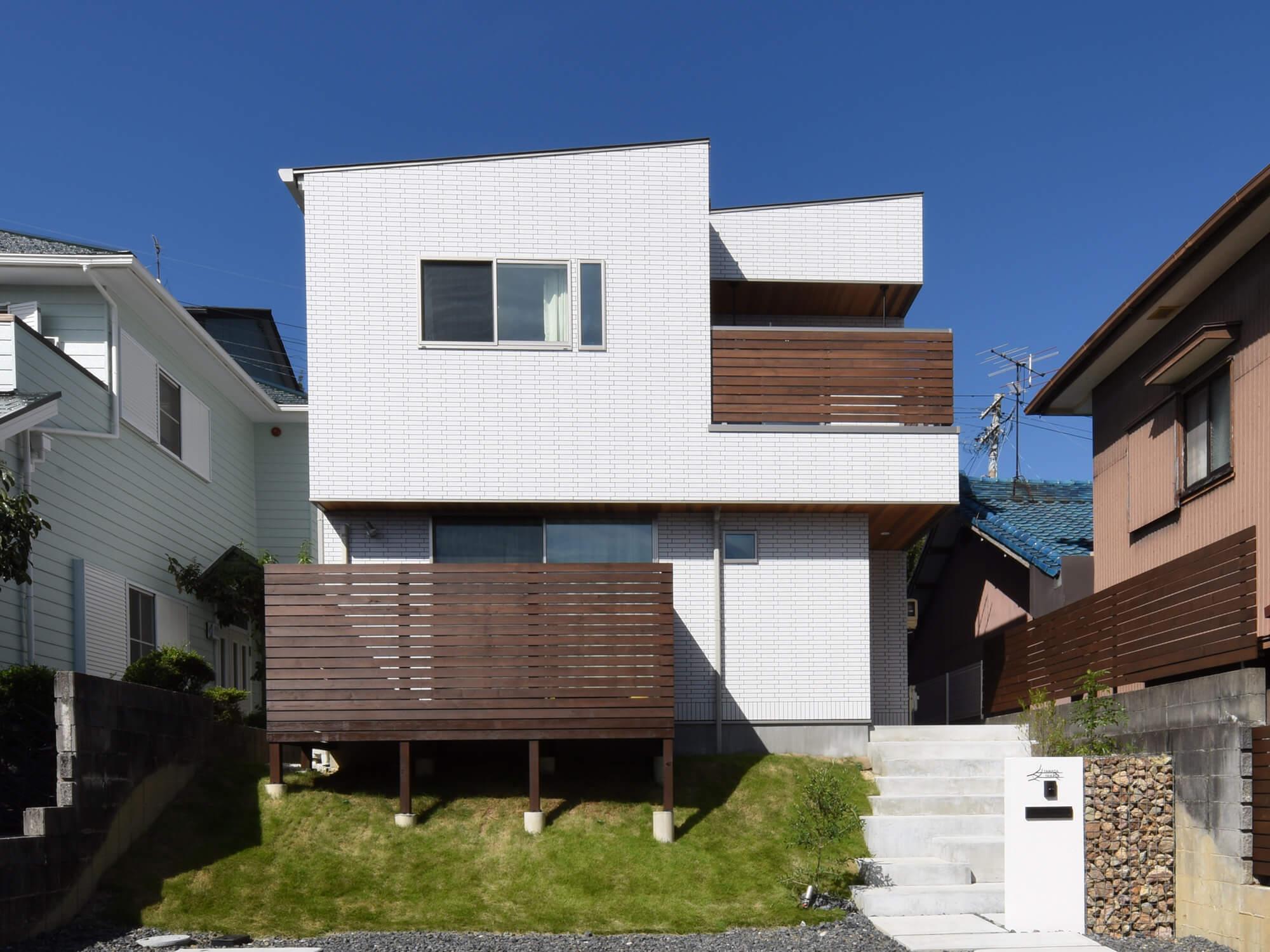 高台の家07|瀬戸市|建築家×工務店のNatureスペース注文住宅施工事例