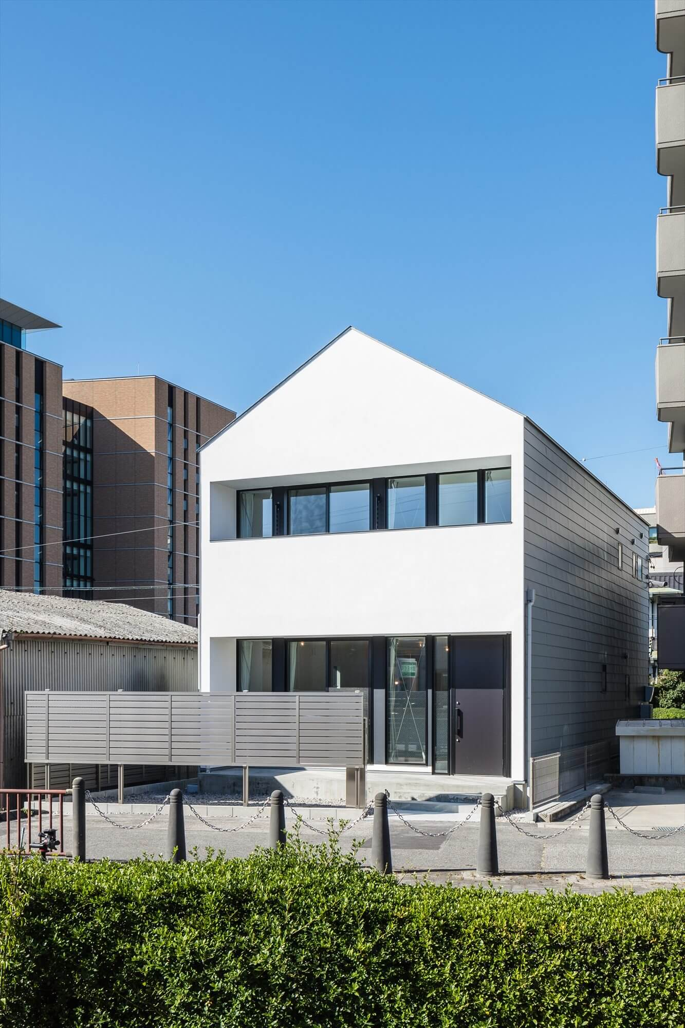 通信局のある家|愛知県刈谷市の社宅|建築家×工務店のNatureスペース注文住宅施工事例