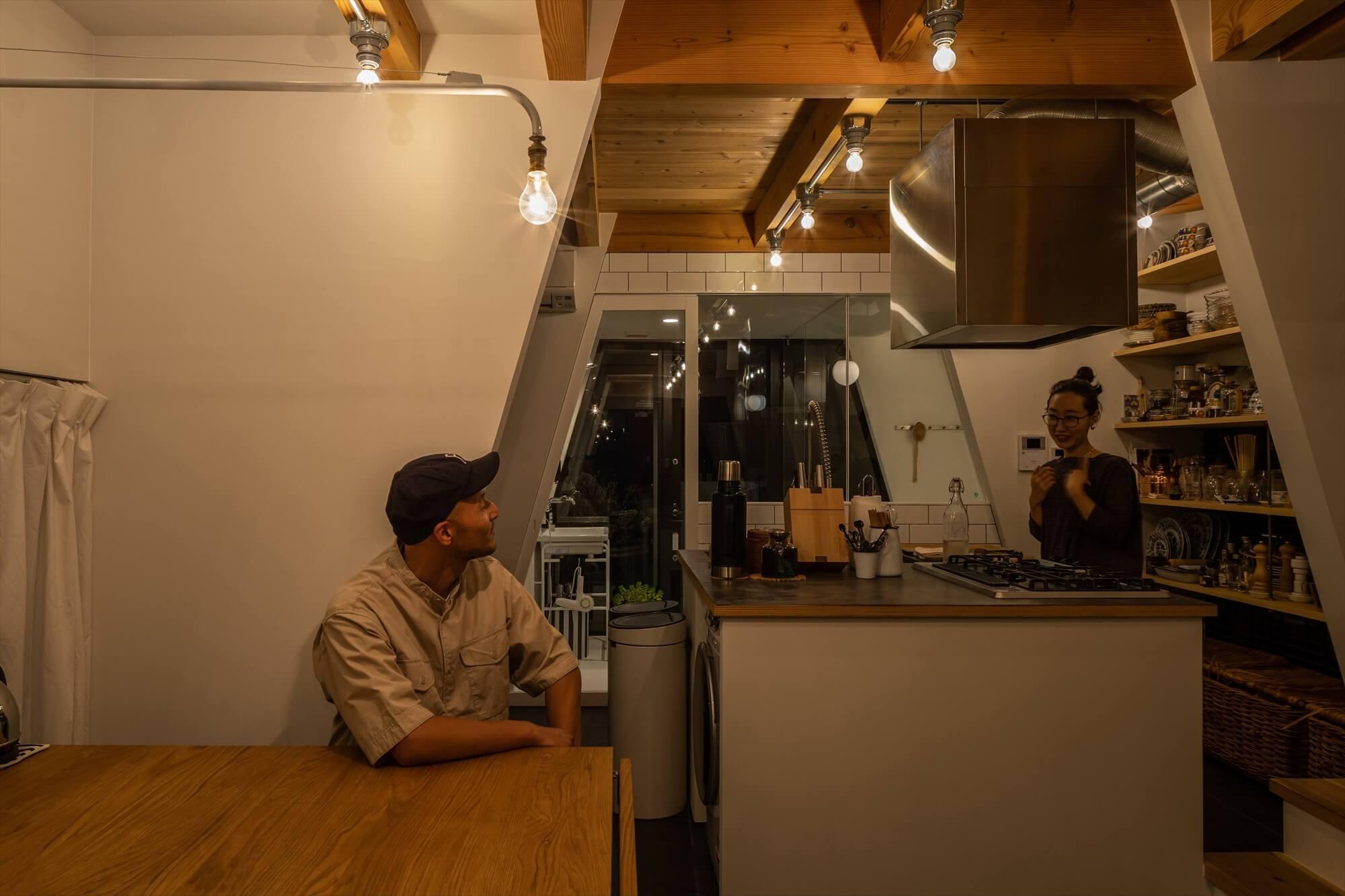 三角の家6|瀬戸市|Natureスペース施工事例