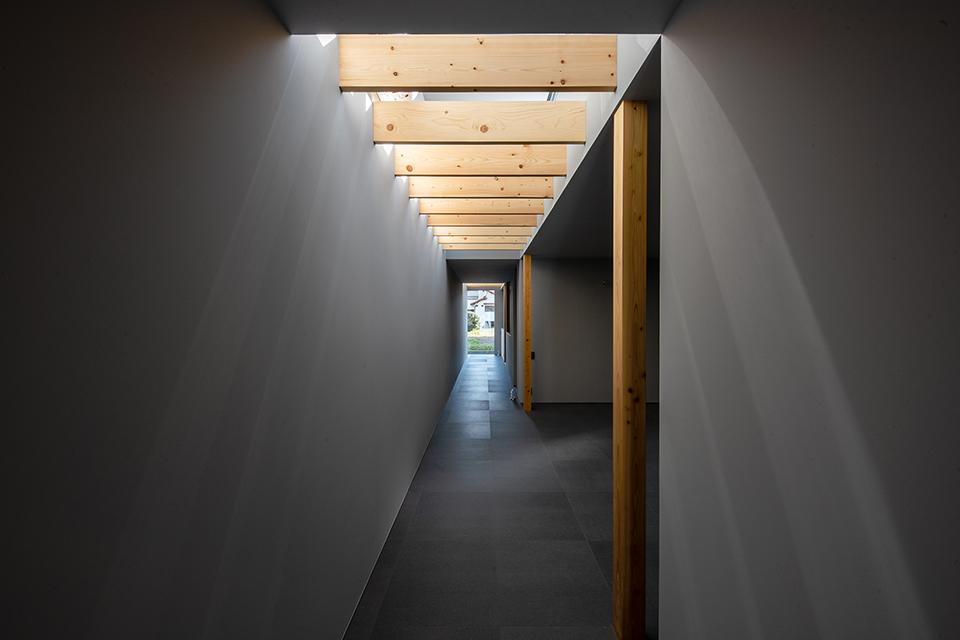 「光廻廊の家」完成見学会