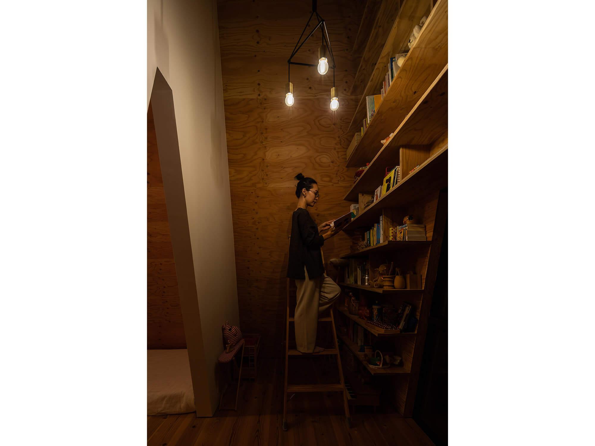 三角の家|建築家×工務店のNatureスペース施工事例|愛知県東郷町08