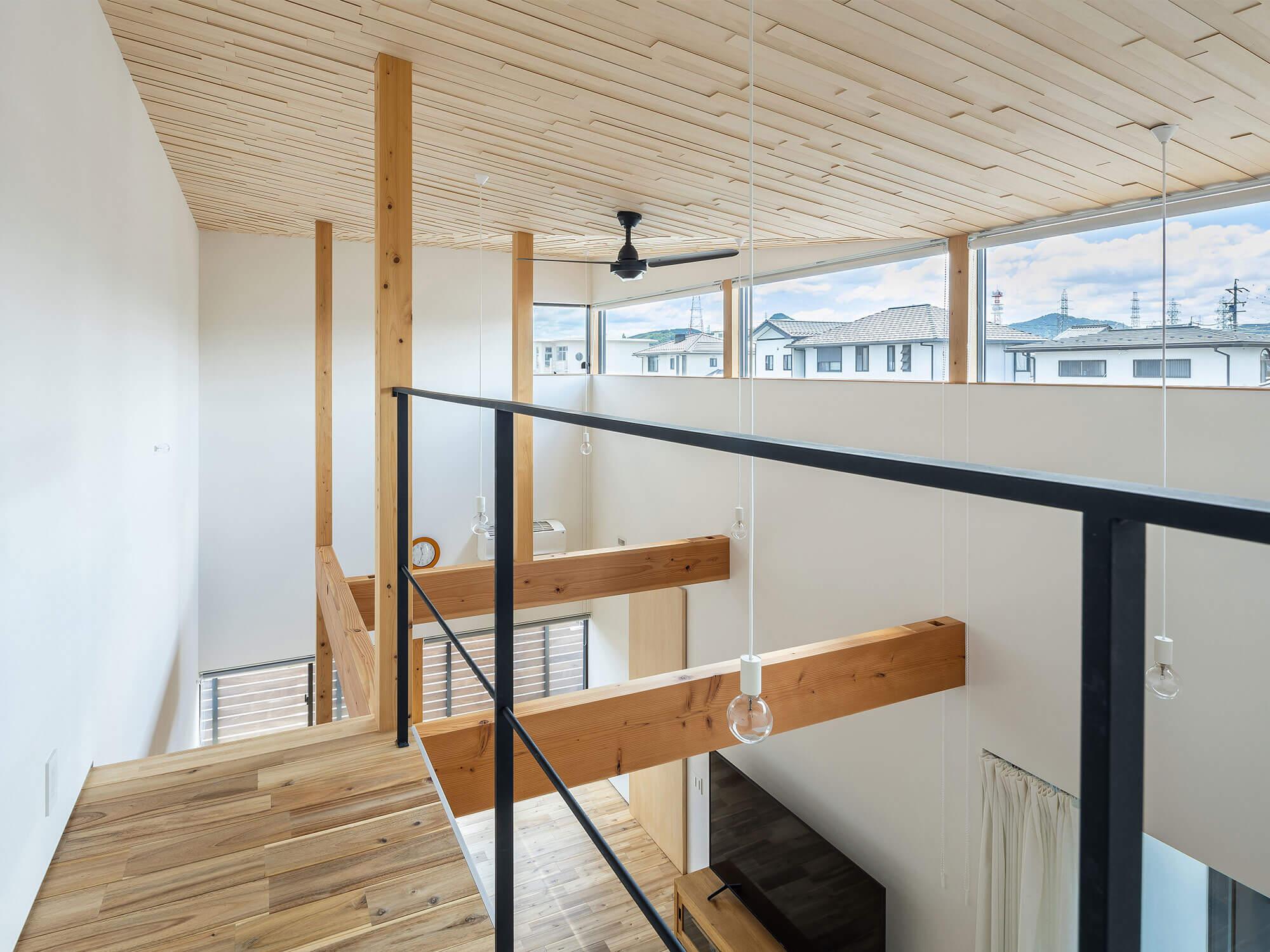 軒と縁側がつなぐ家10|犬山市の施工事例|建築家×工務店
