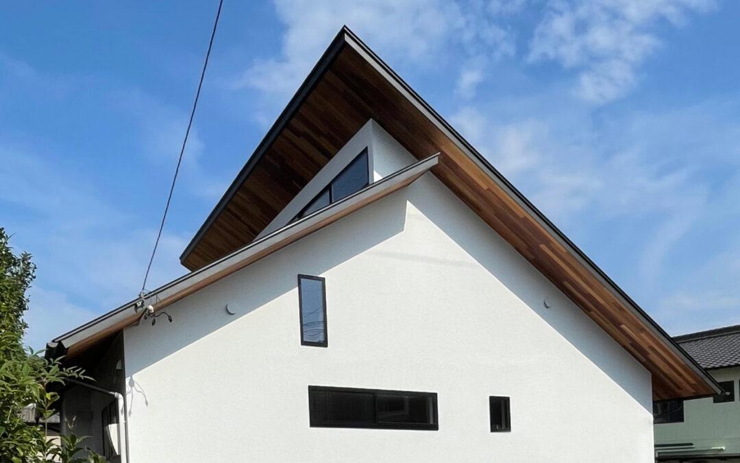 「空が照らす家」完成見学会