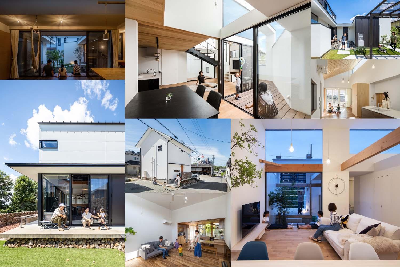 軒と縁側がつなぐ家|犬山市の施工事例|建築家×工務店